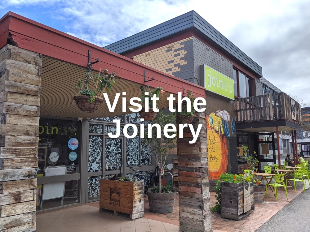 Visit the Joinery