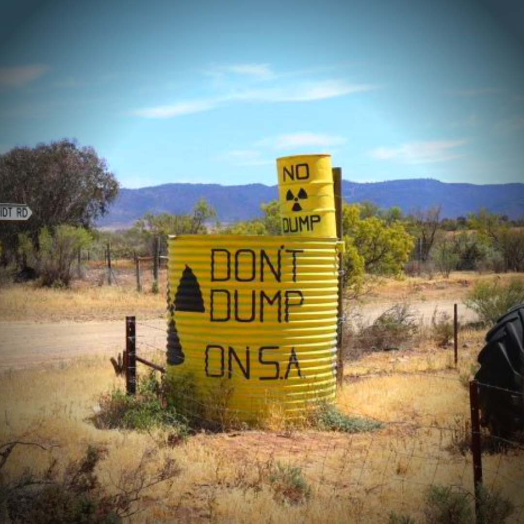 Registrations open for SA nuclear waste dump panel discussion