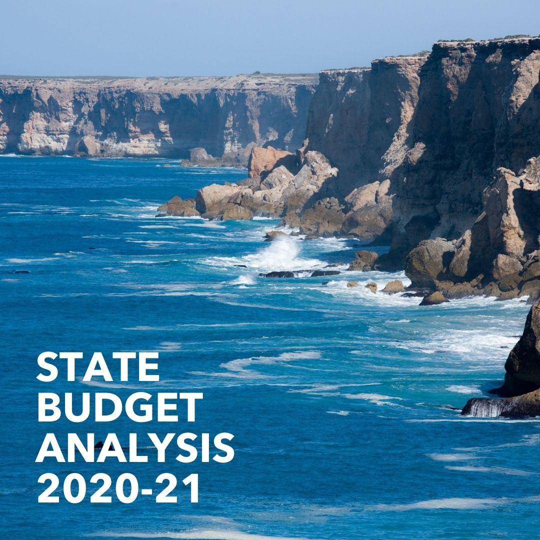 What does the State Budget mean for our environment?