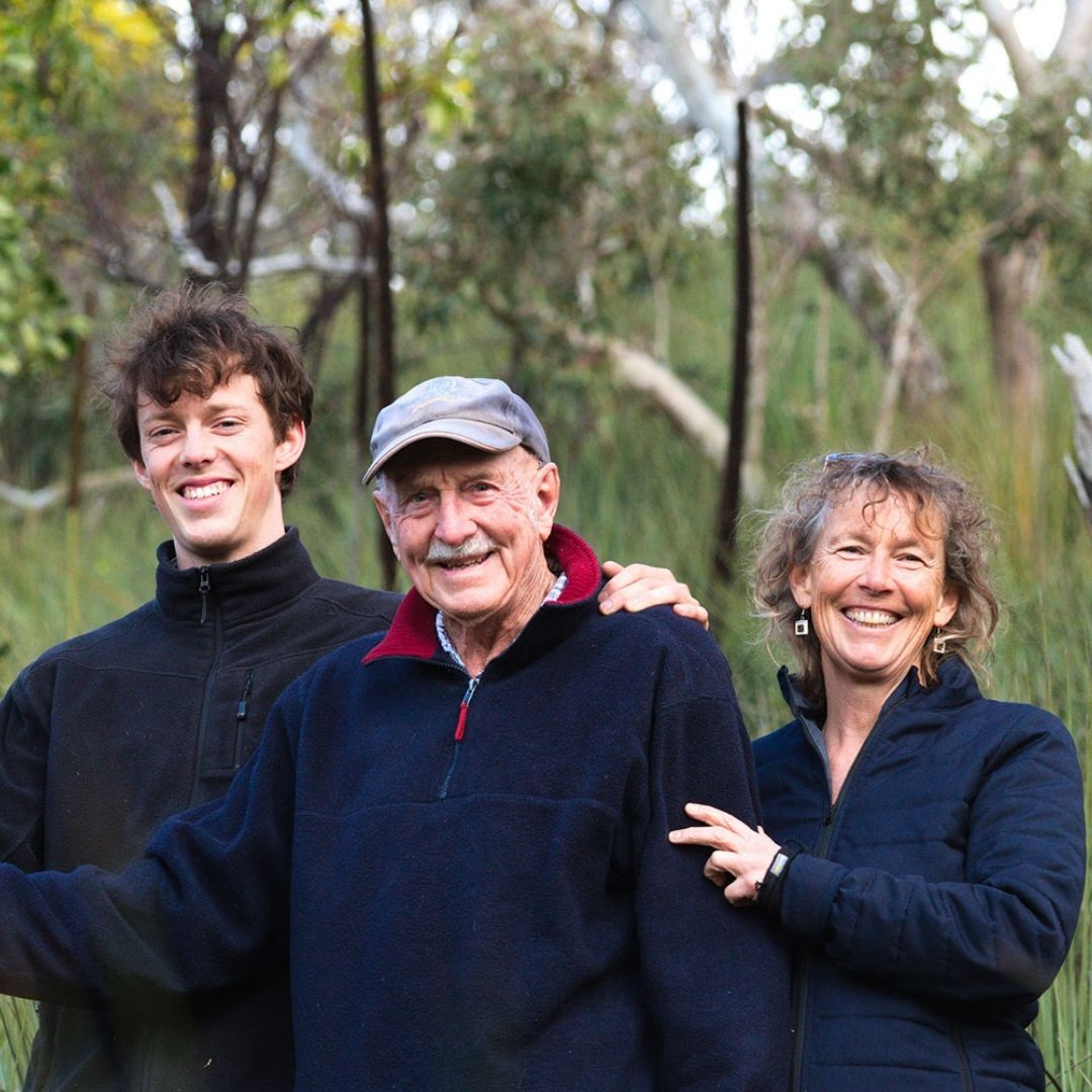 Revitalising Private Conservation SA small ground round now open