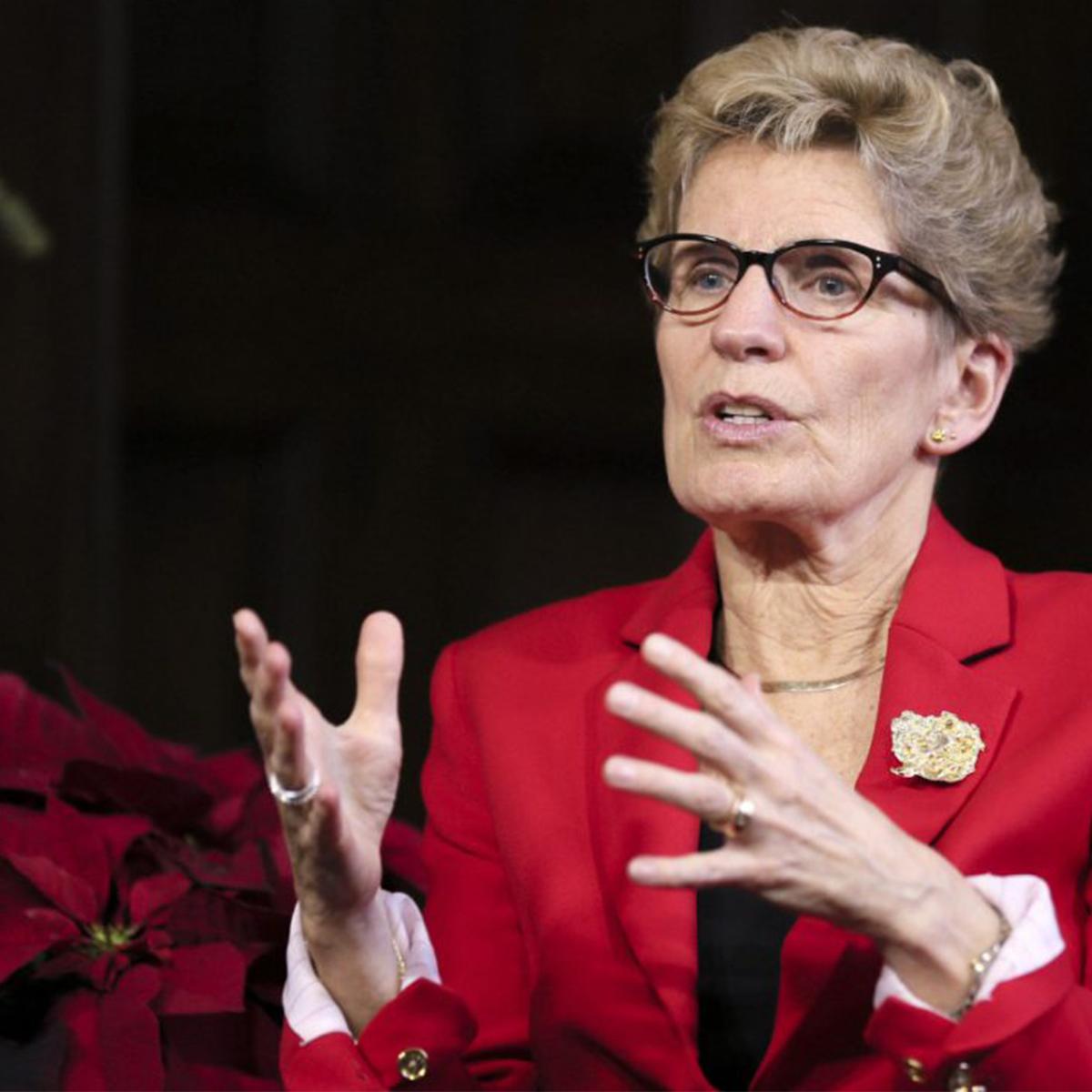 Ontario Can't Afford Wynne's Minimum Wage