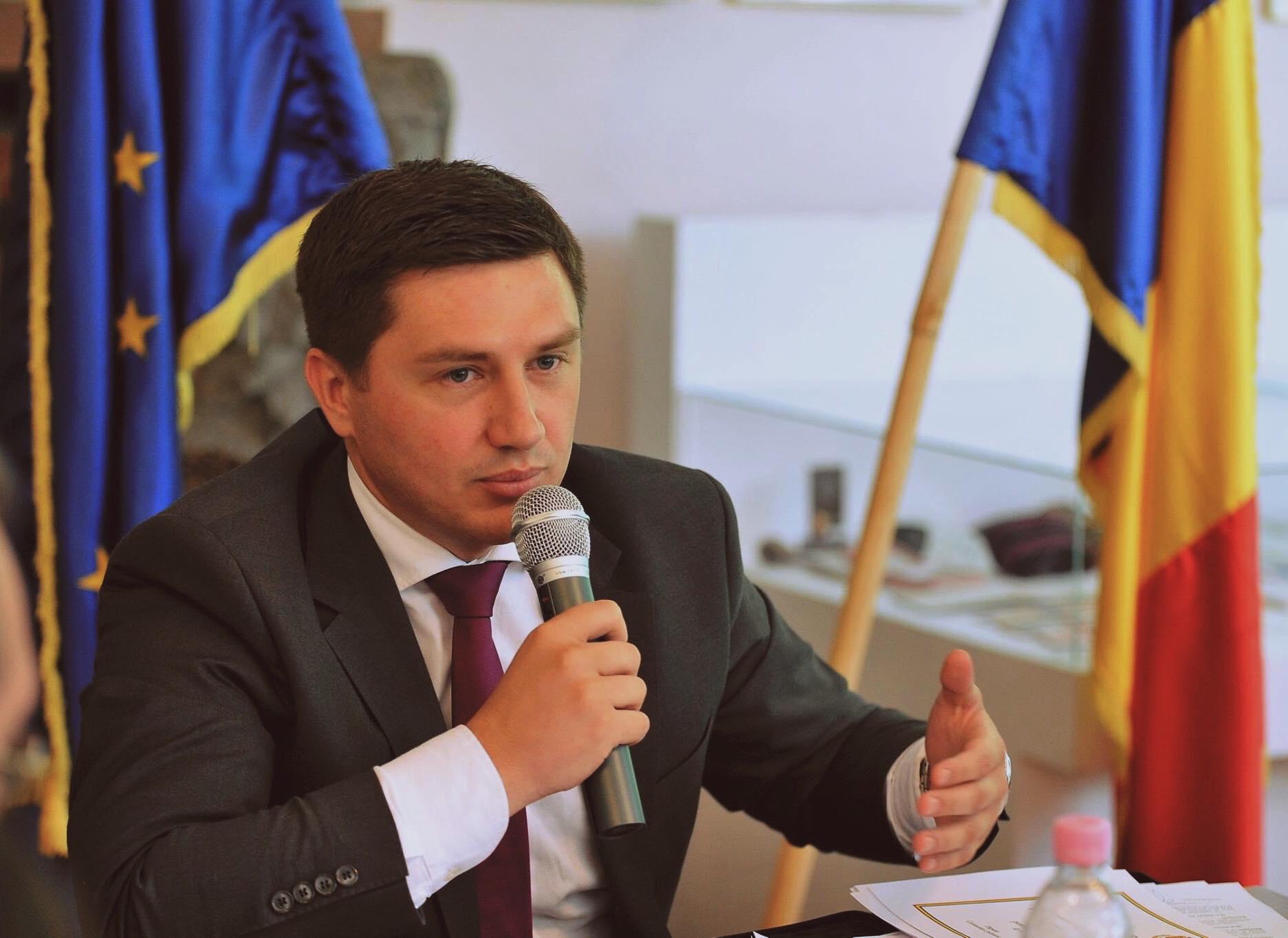 Constantin Codreanu Atelier legislativ cetatenie romana