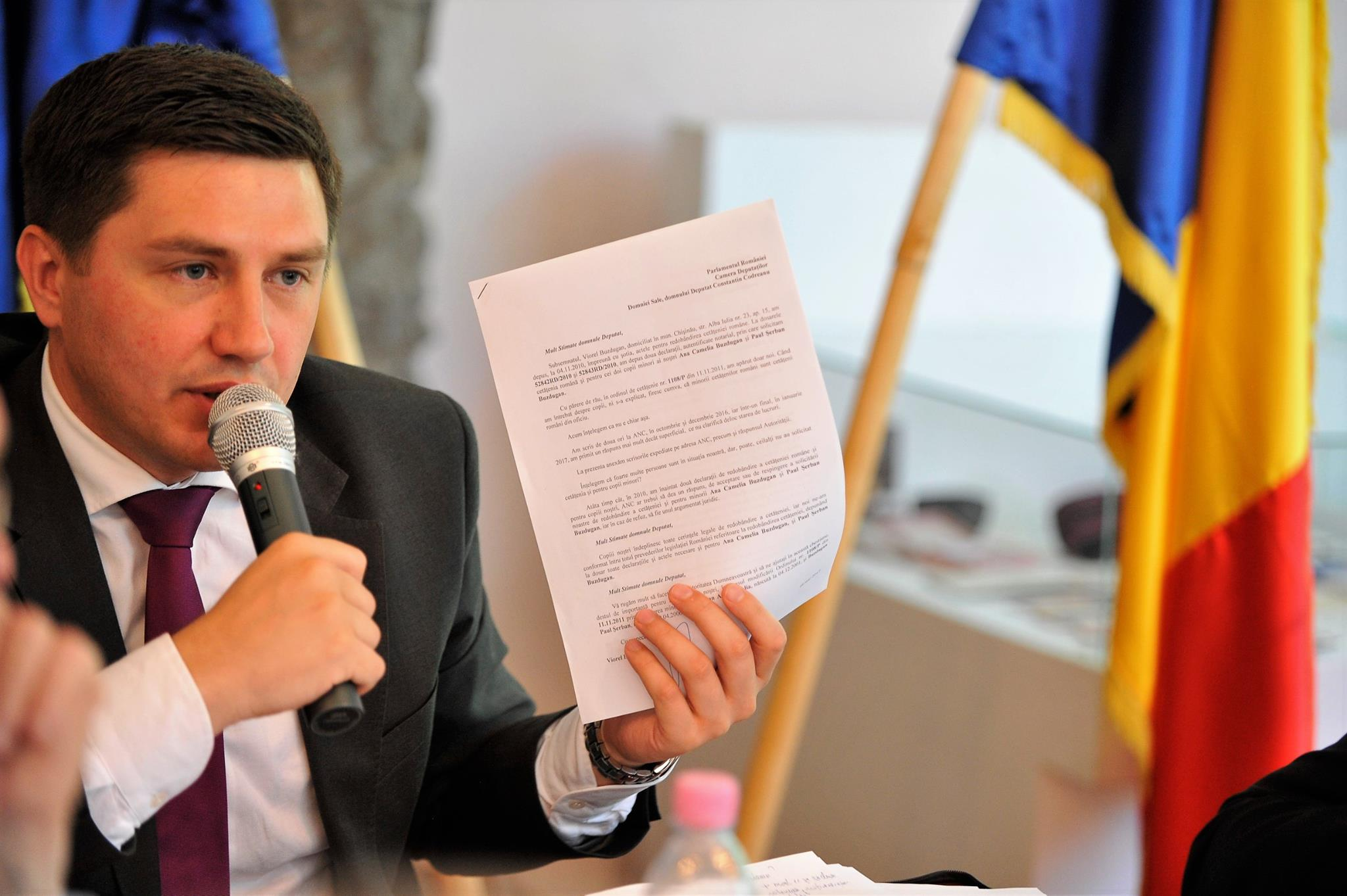 Atelier legislativ Constantin Codreanu