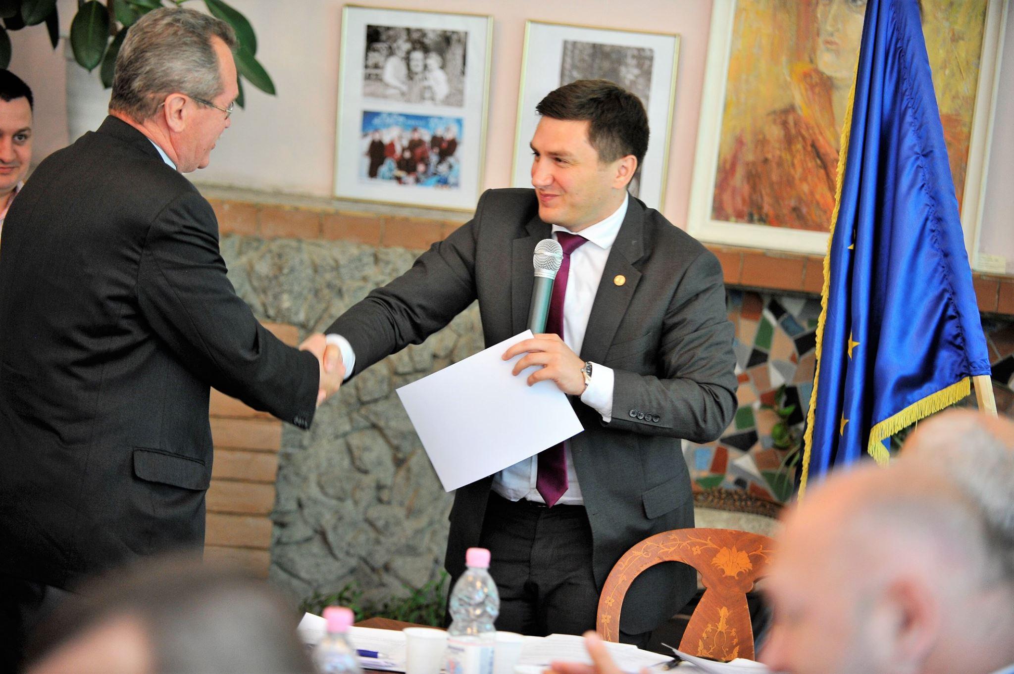 Atelier legislativ Codreanu Constantin Chisinau