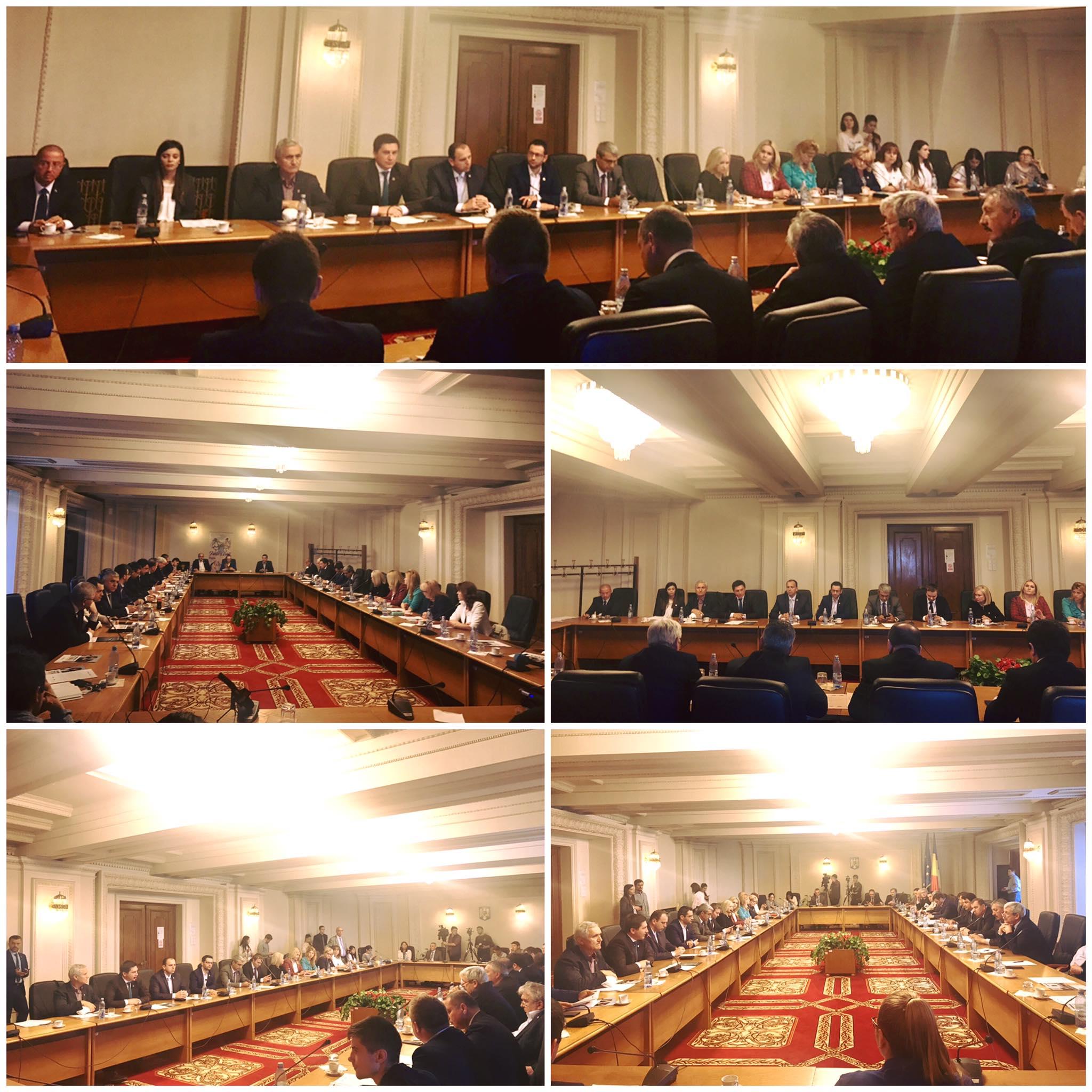 Constantin Codreanu Prietenii Unirii Parlament