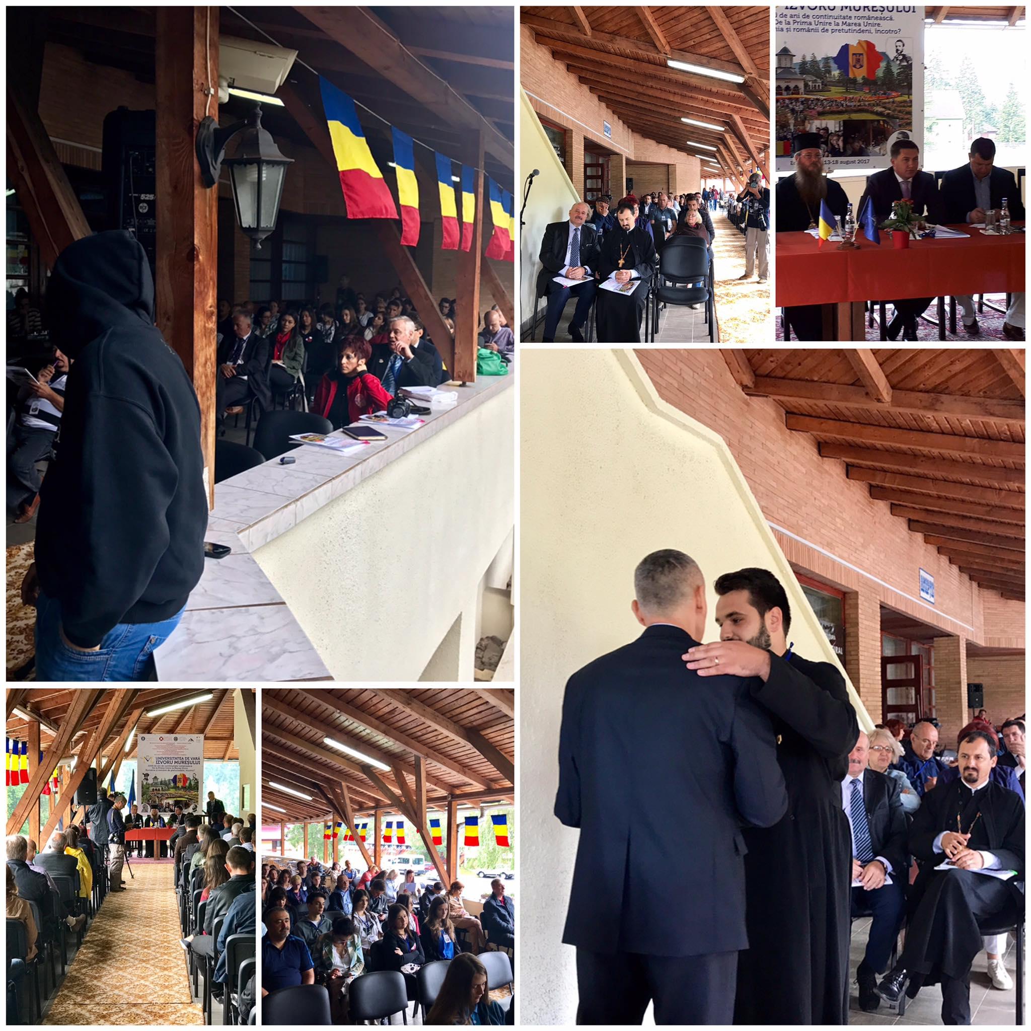 Universitatea de Vara Izvoru Muresului Constantin Codreanu