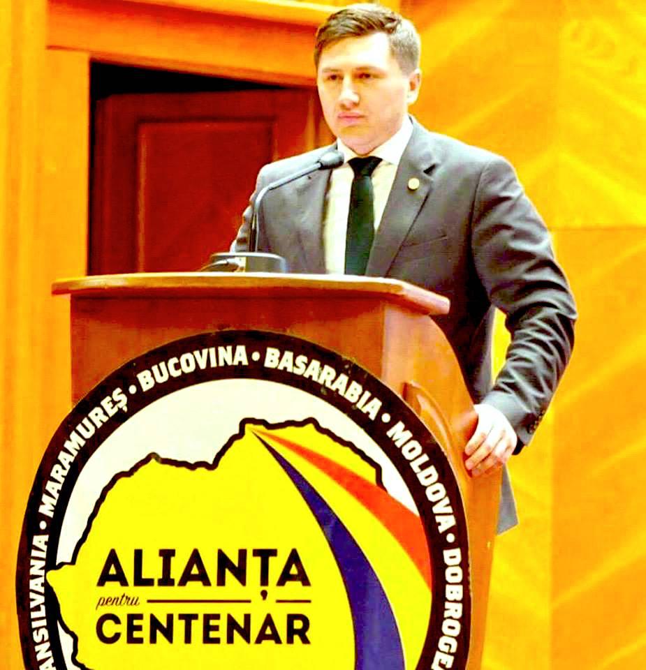Constantin Codreanu Alianta pentru Centenar