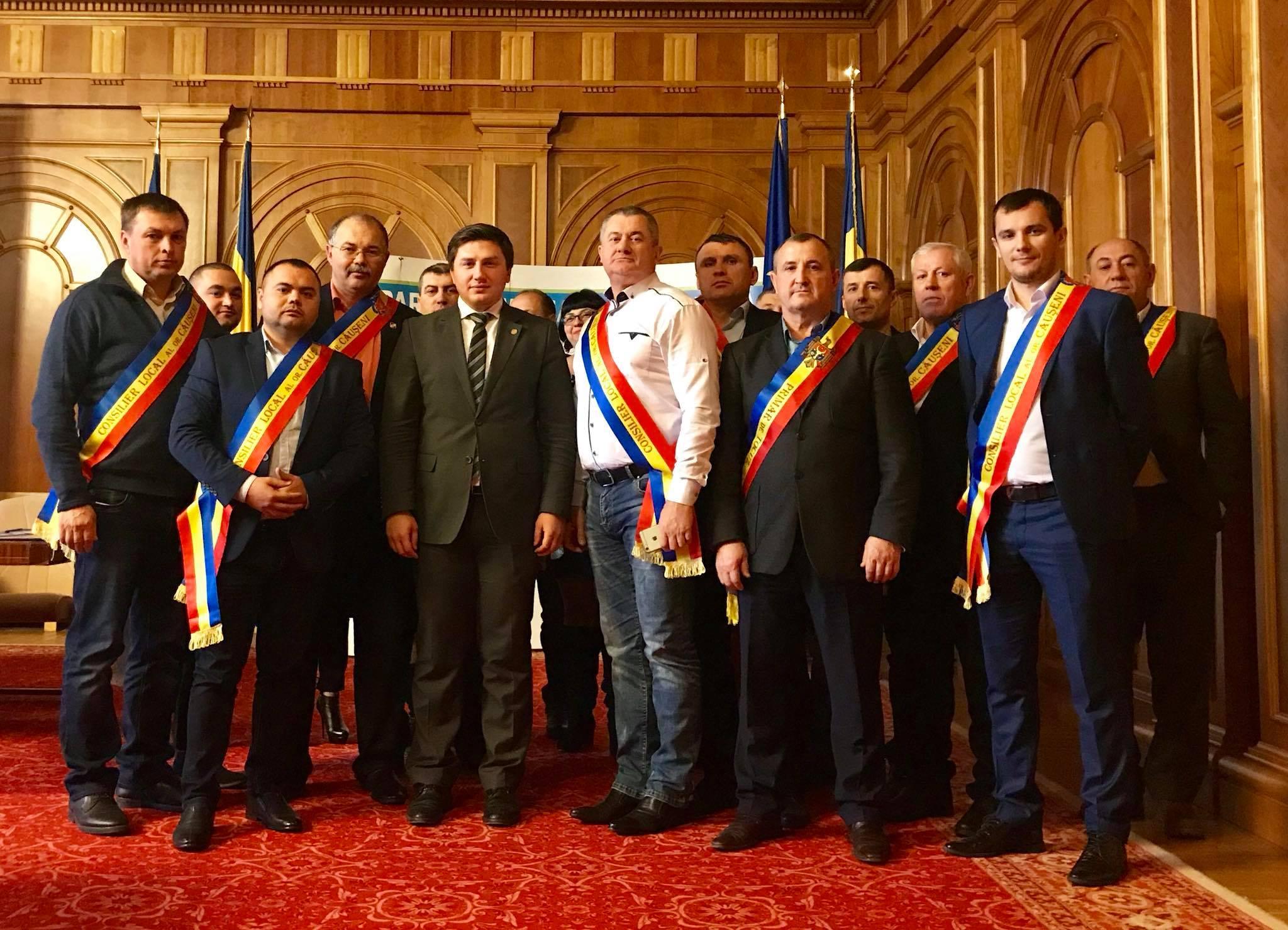 Constantin Codreanu Primari Consilieri Causeni