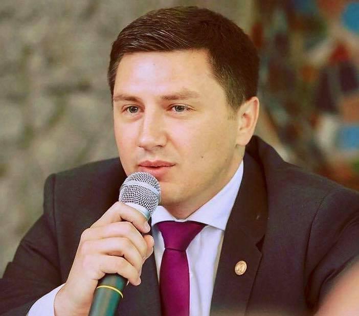 Constantin Codreanu Ministerul Romanii de Pretutindeni