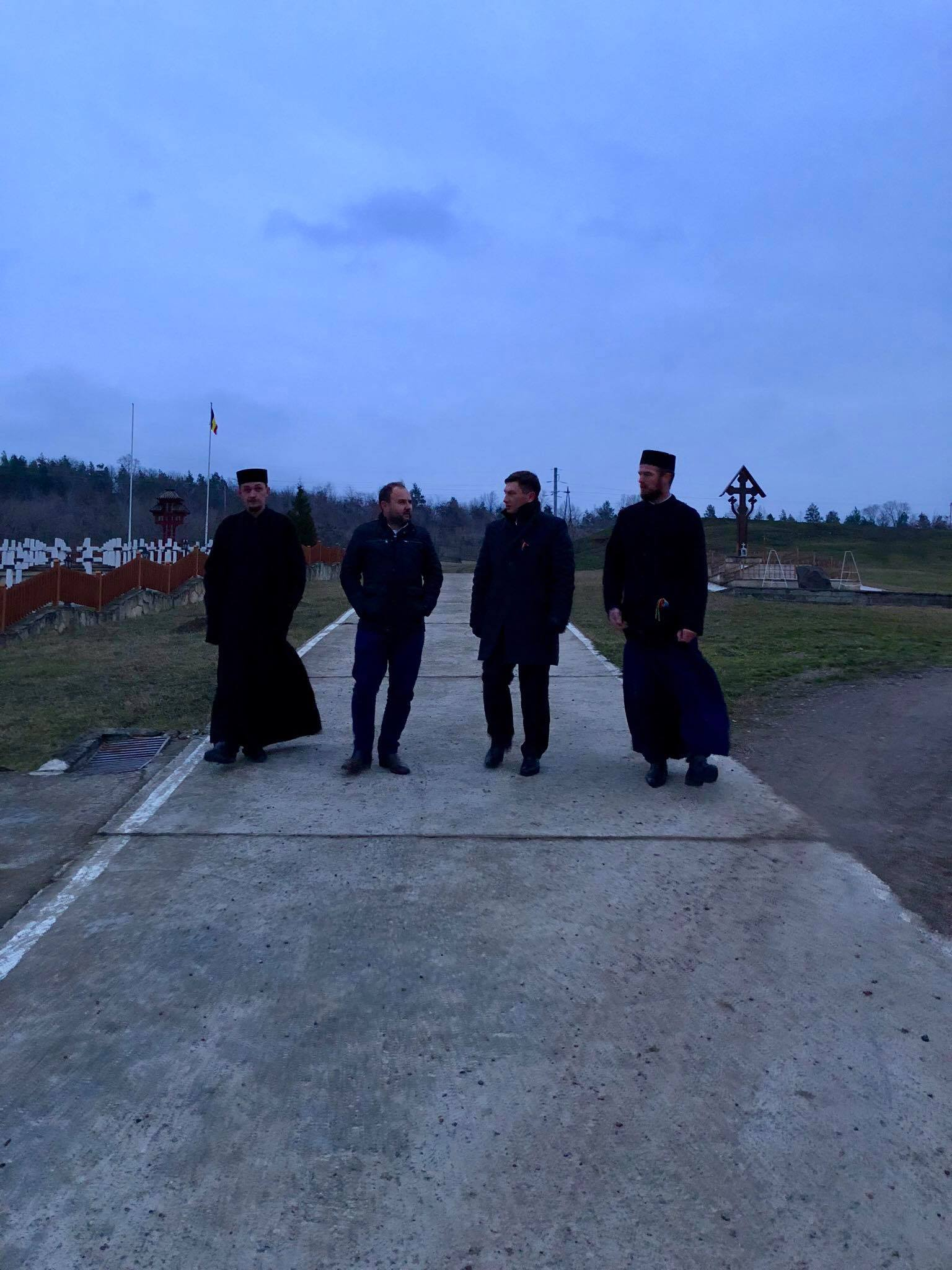 Constantin Codreanu Cimitirul Tiganca