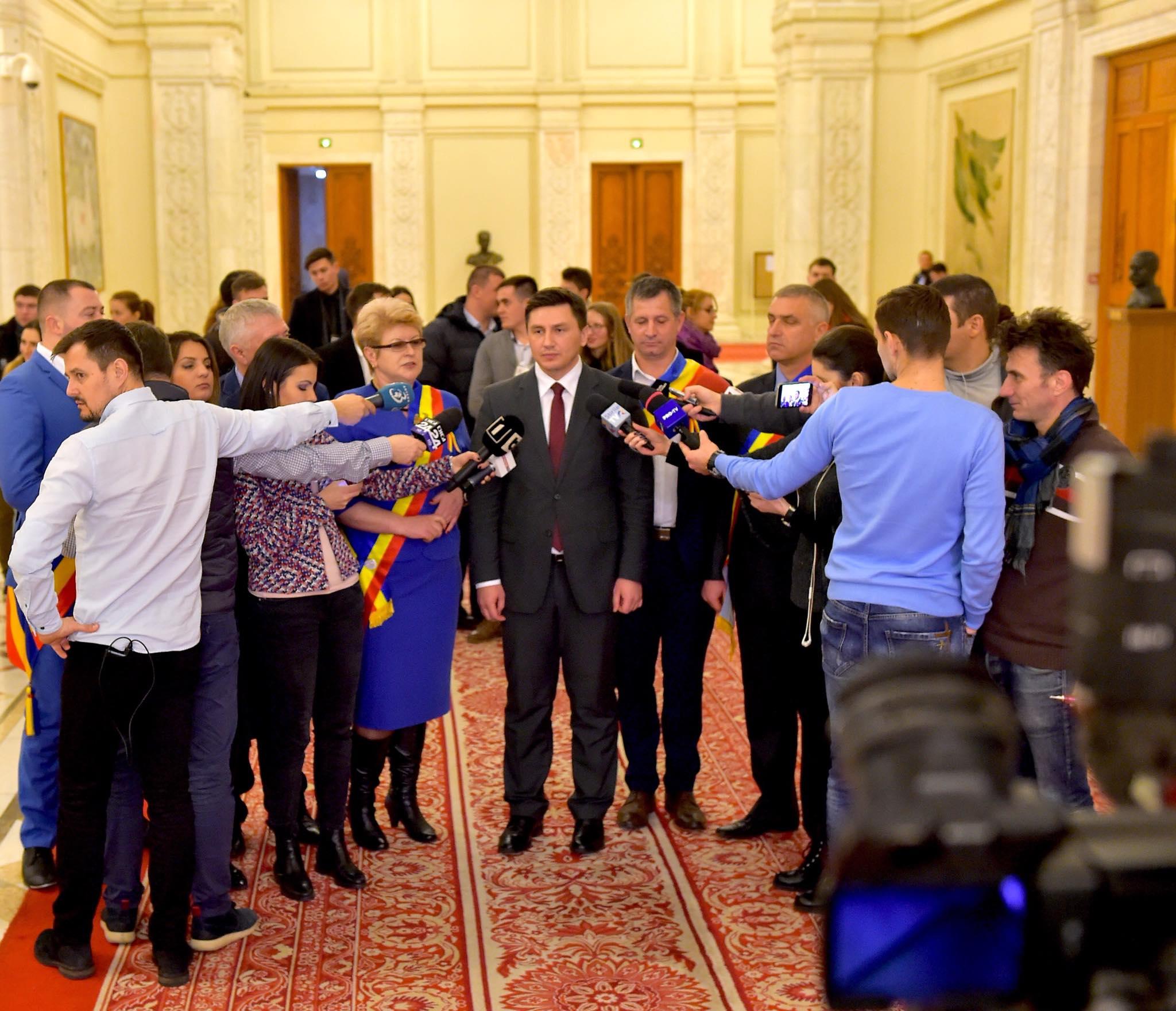 Constantin Codreanu Primari Unionisti Republica Moldova