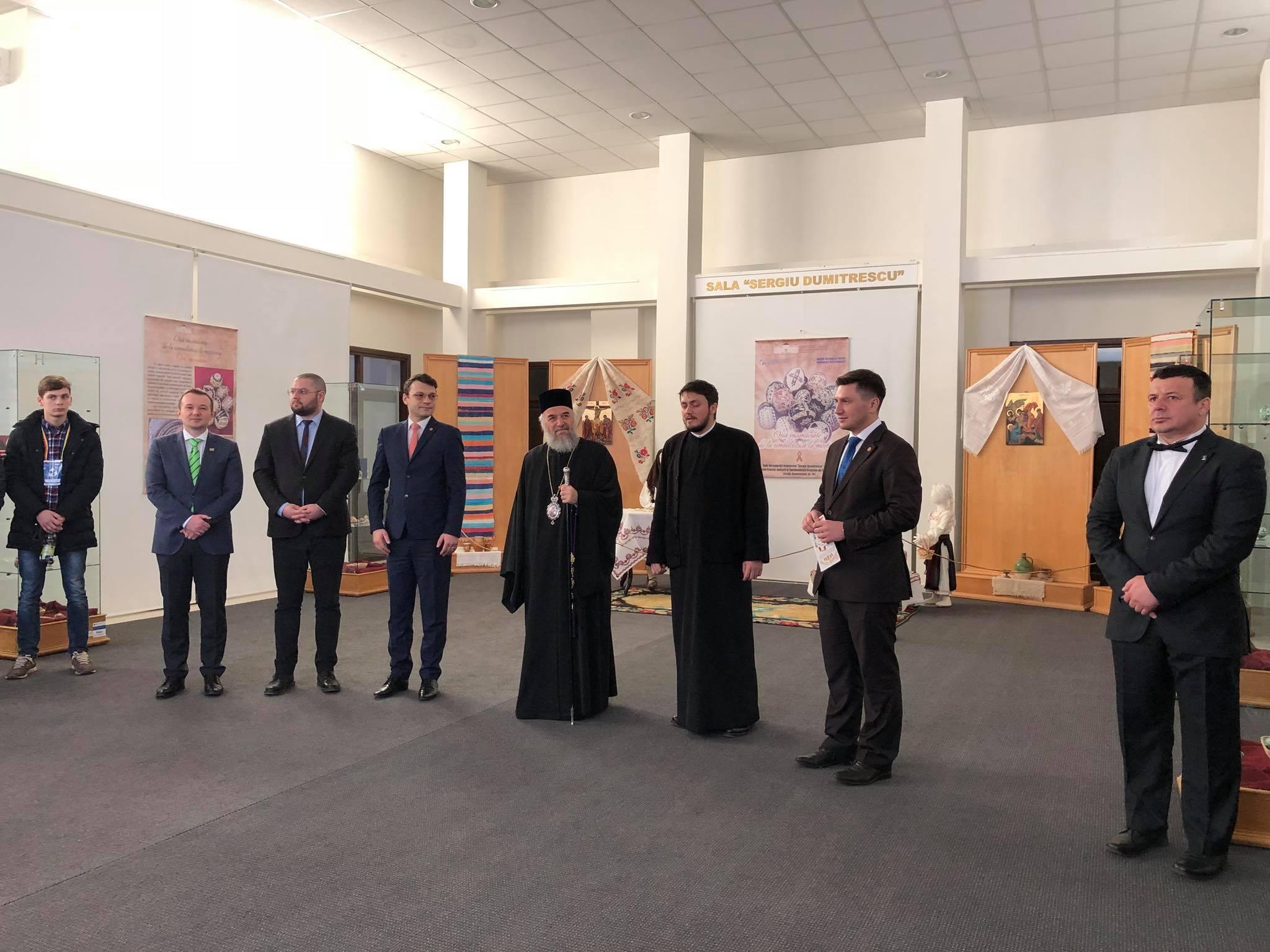 Constantin Codreanu Centenar Basarabia Unire