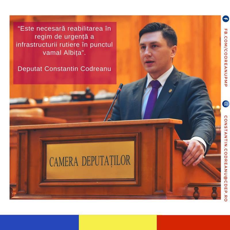 Constantin Codreanu Vama Albița