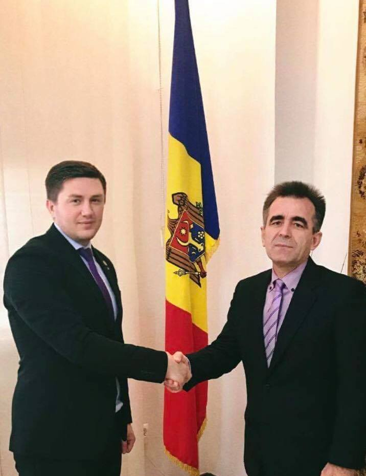 Constantin Codreanu Mihai Gribincea