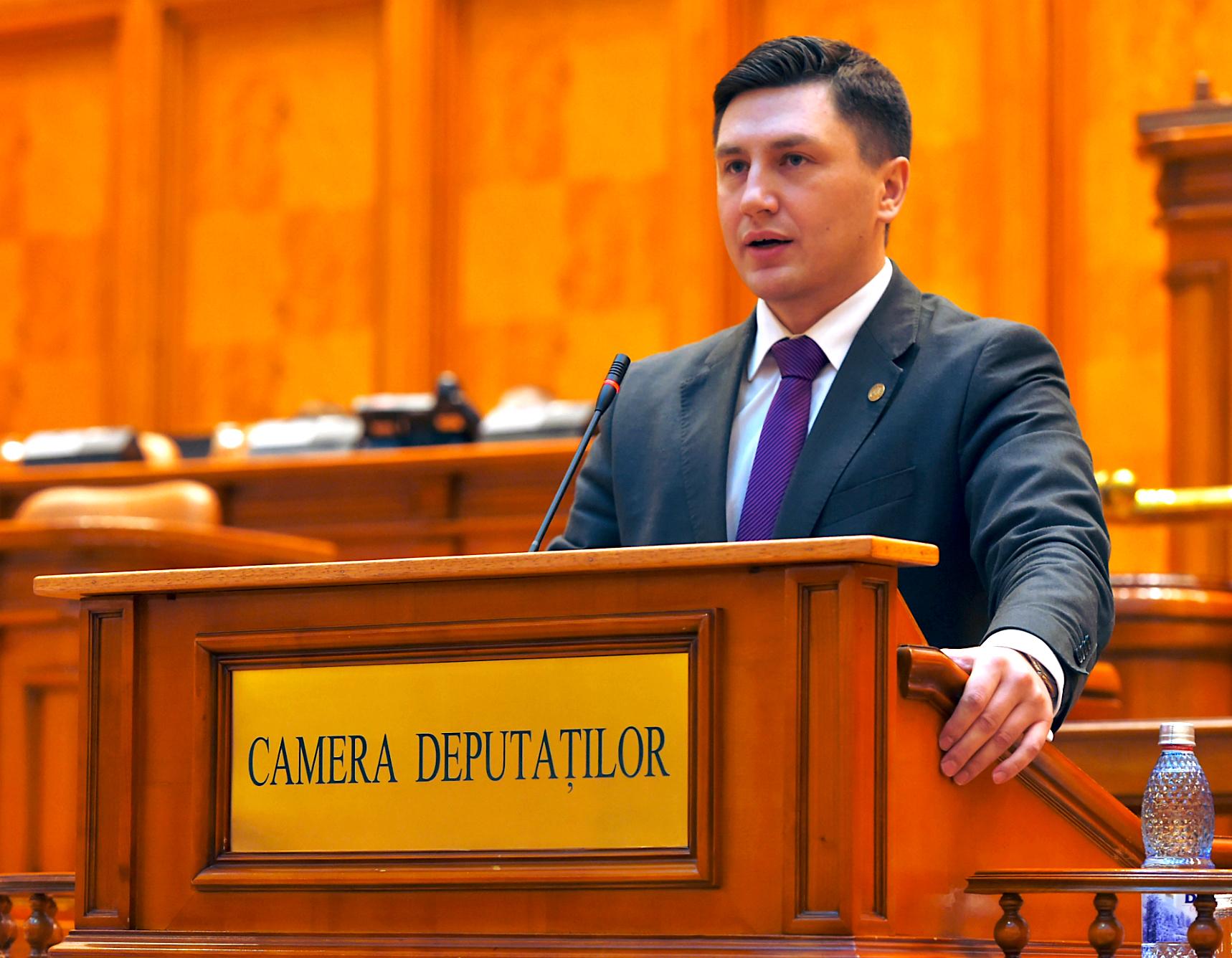 Constantin Codreanu Declaratie politica