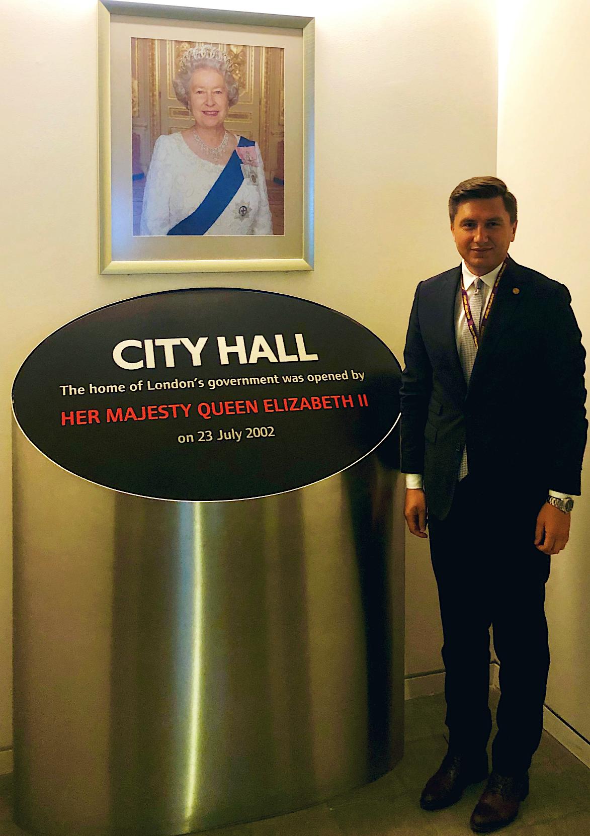 Primaria Londrei Constantin Codreanu