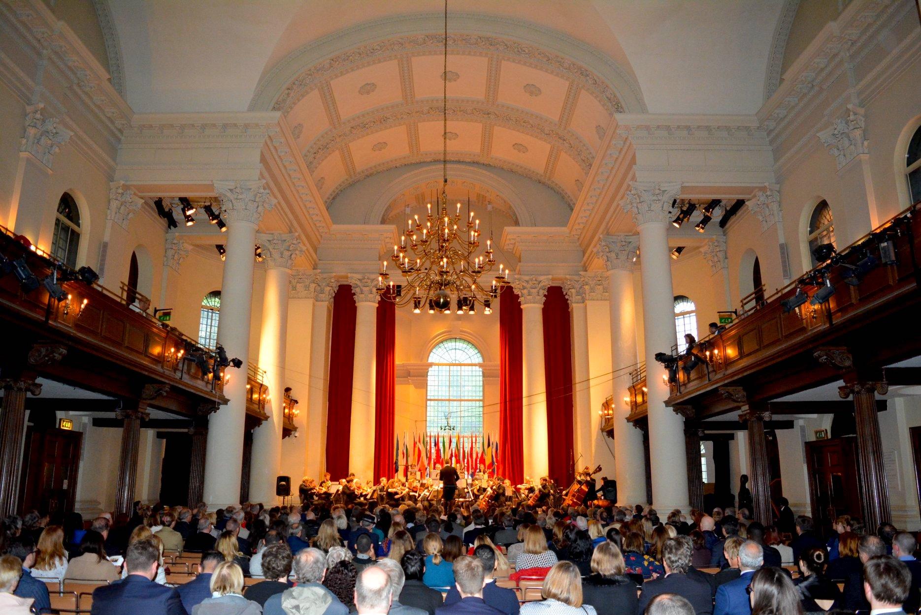 Constantin Codreanu Ziua Europei Europe Concert