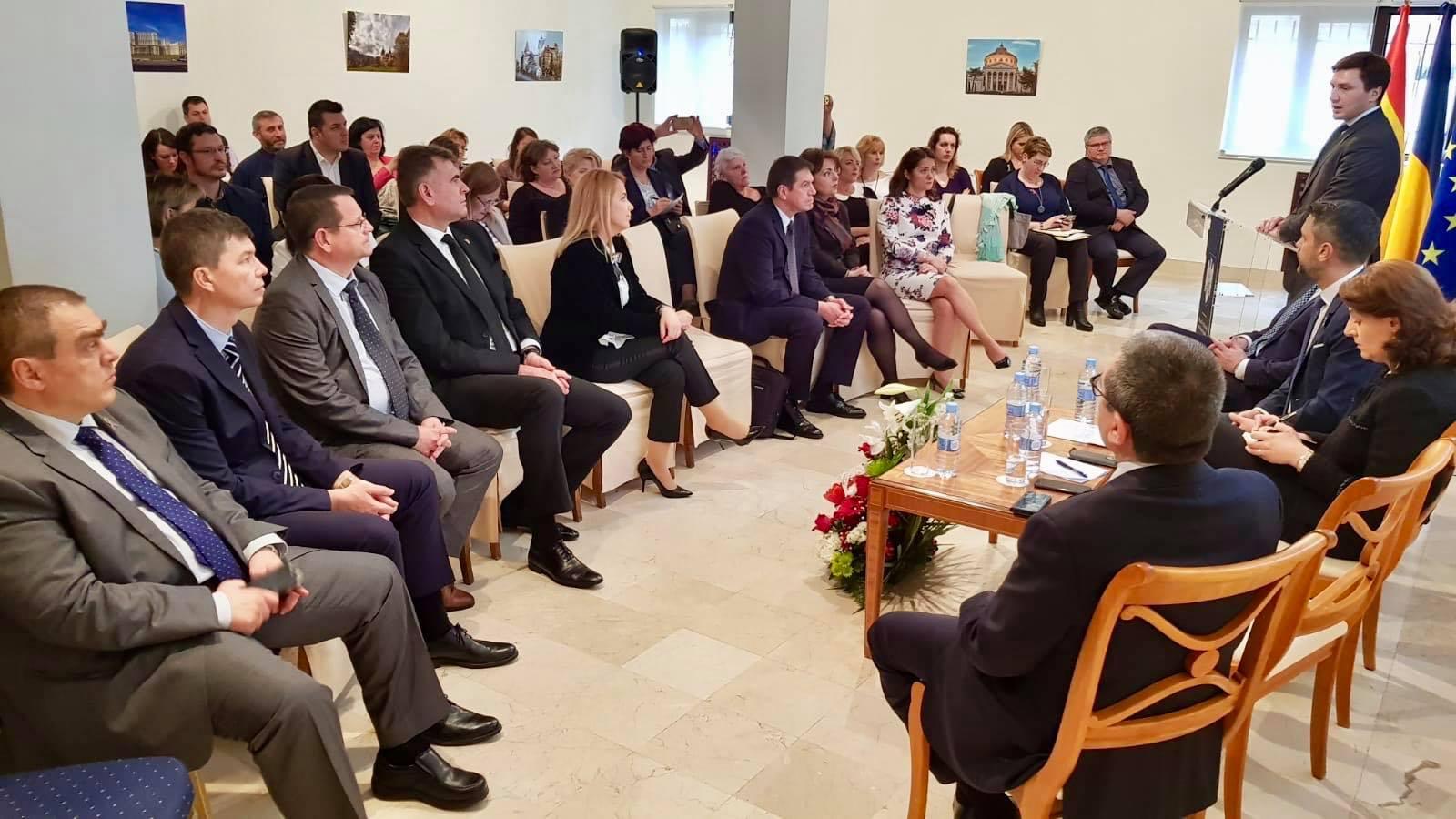 Prima ediţie a Forumului Asociaţiilor Româneşti din Spania