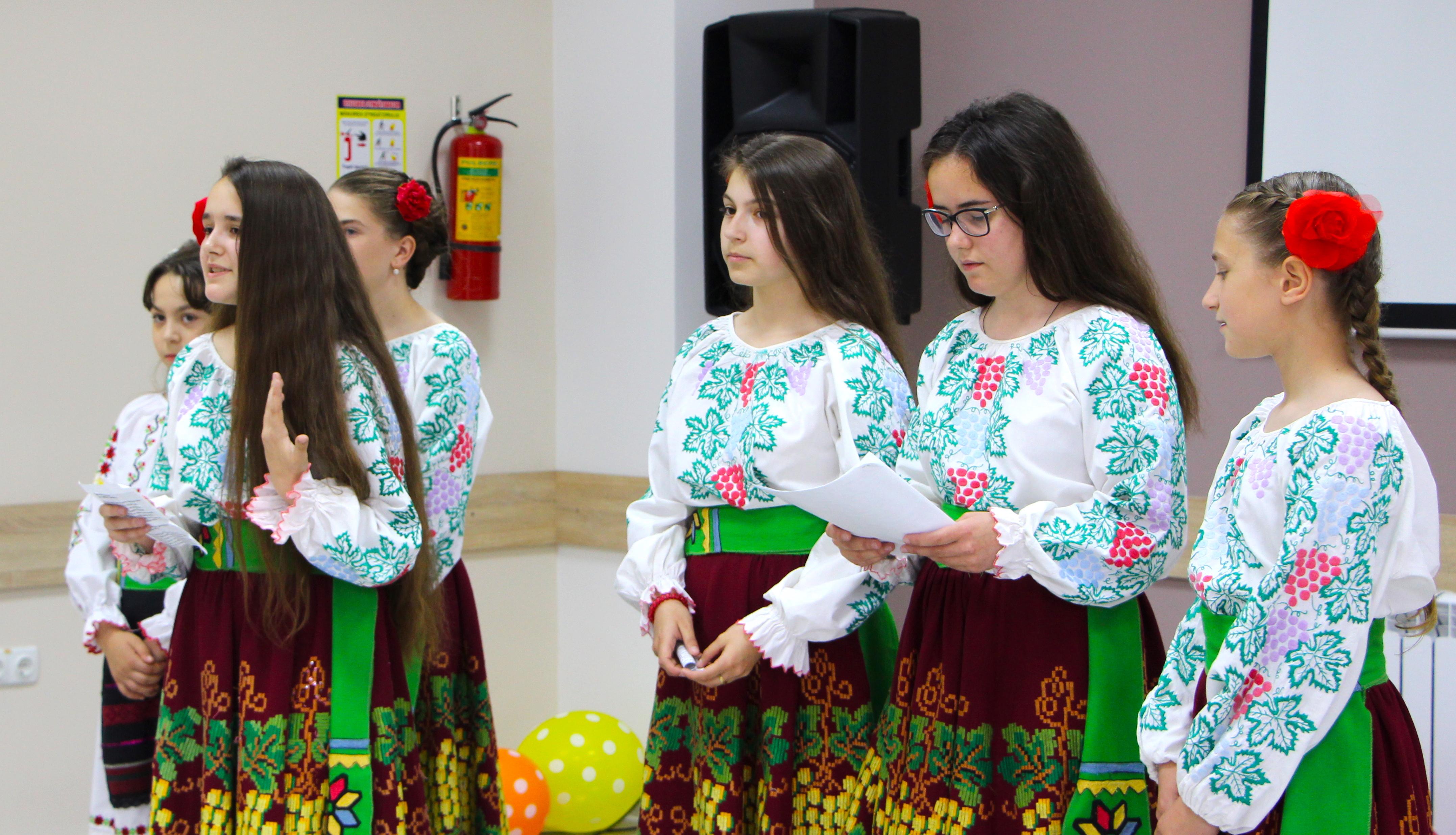 Constantin Codreanu Regina Maria Ungheni Ansamblu