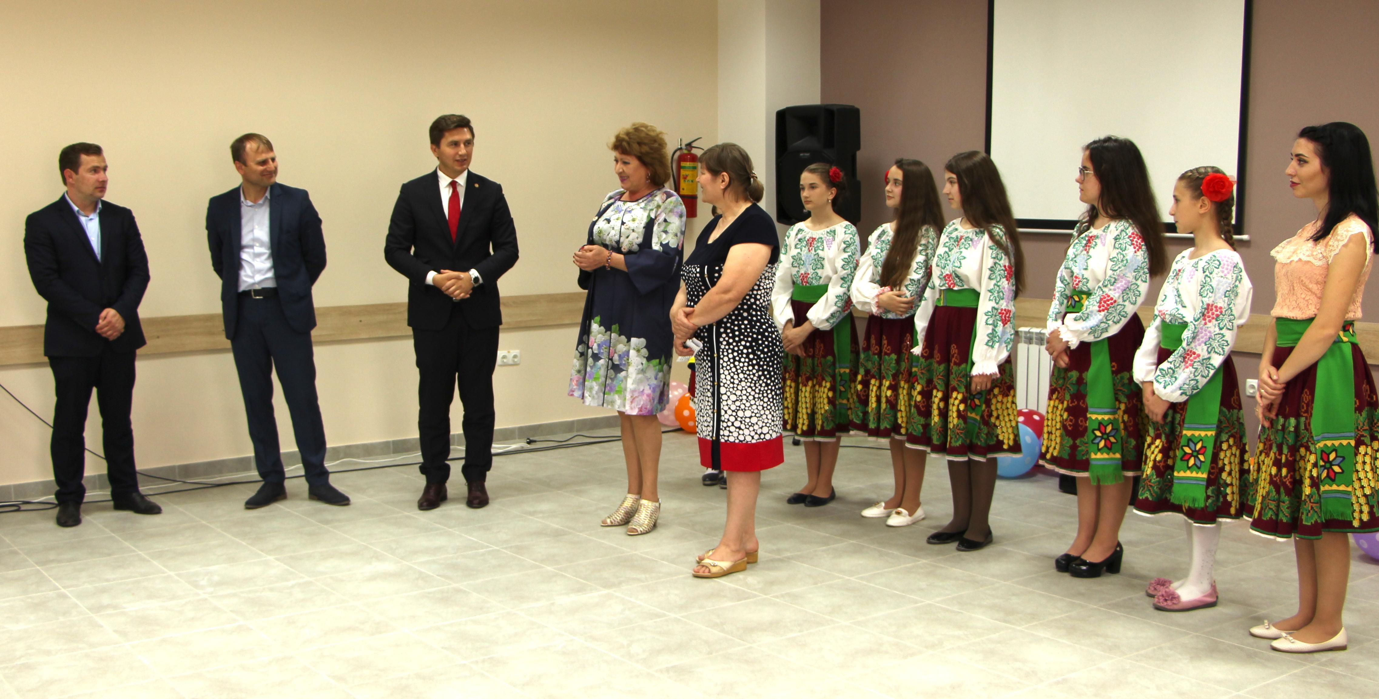 Constantin Codreanu Regina Maria Ungheni Grup