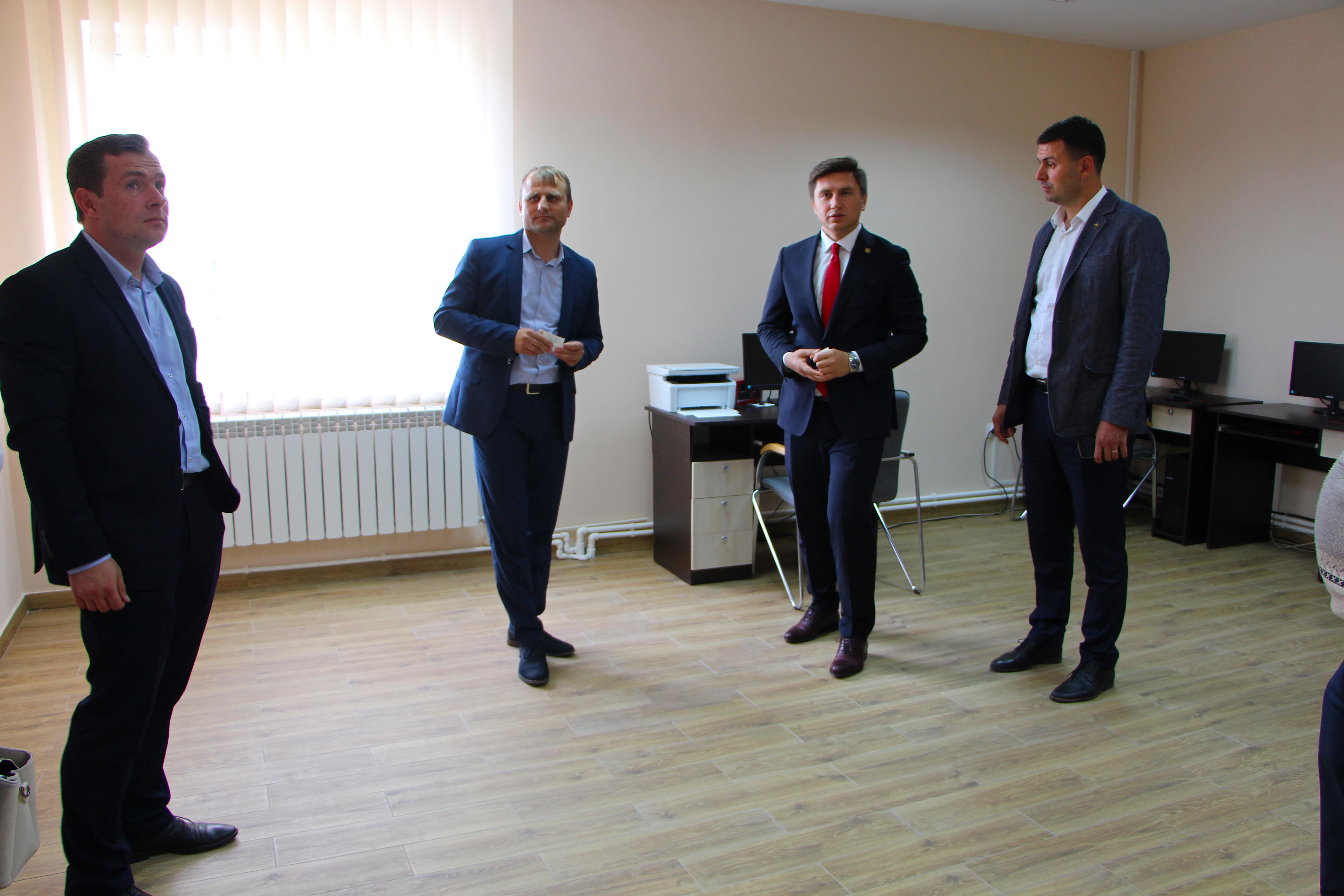 Constantin Codreanu Regina Maria Ungheni Centrul Multifunctiona Cultural
