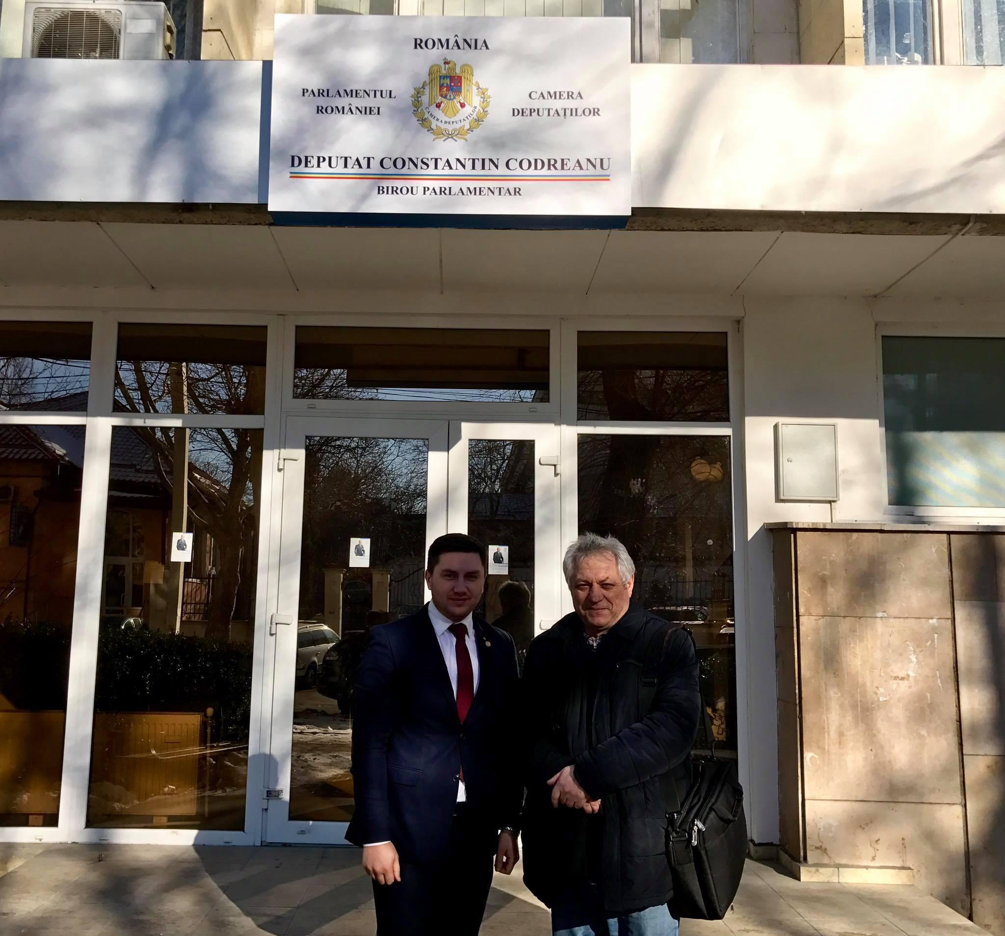 Alexandru Bantos Constantin Codreanu
