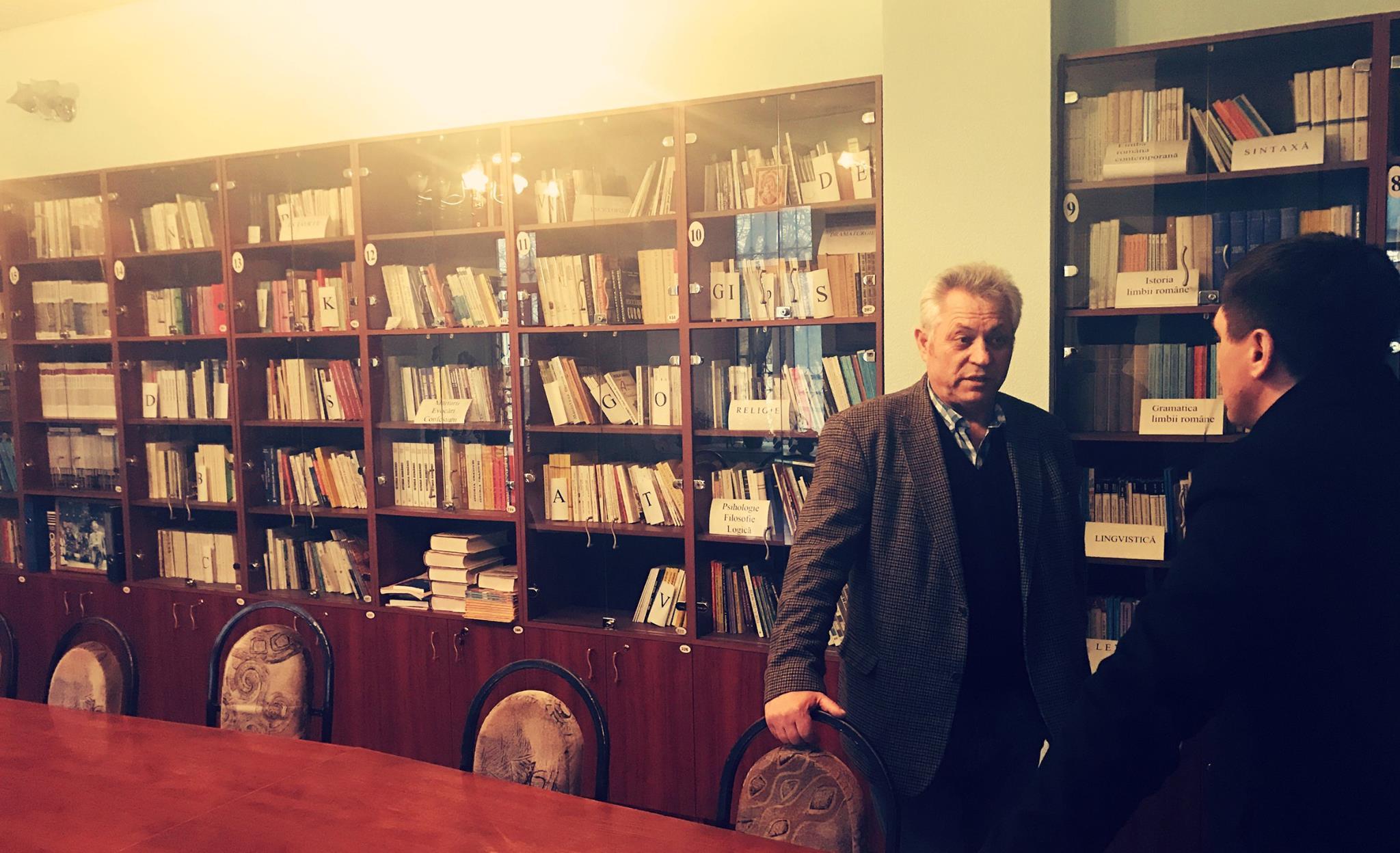 Constantin Codreanu Casa Limbii Romane