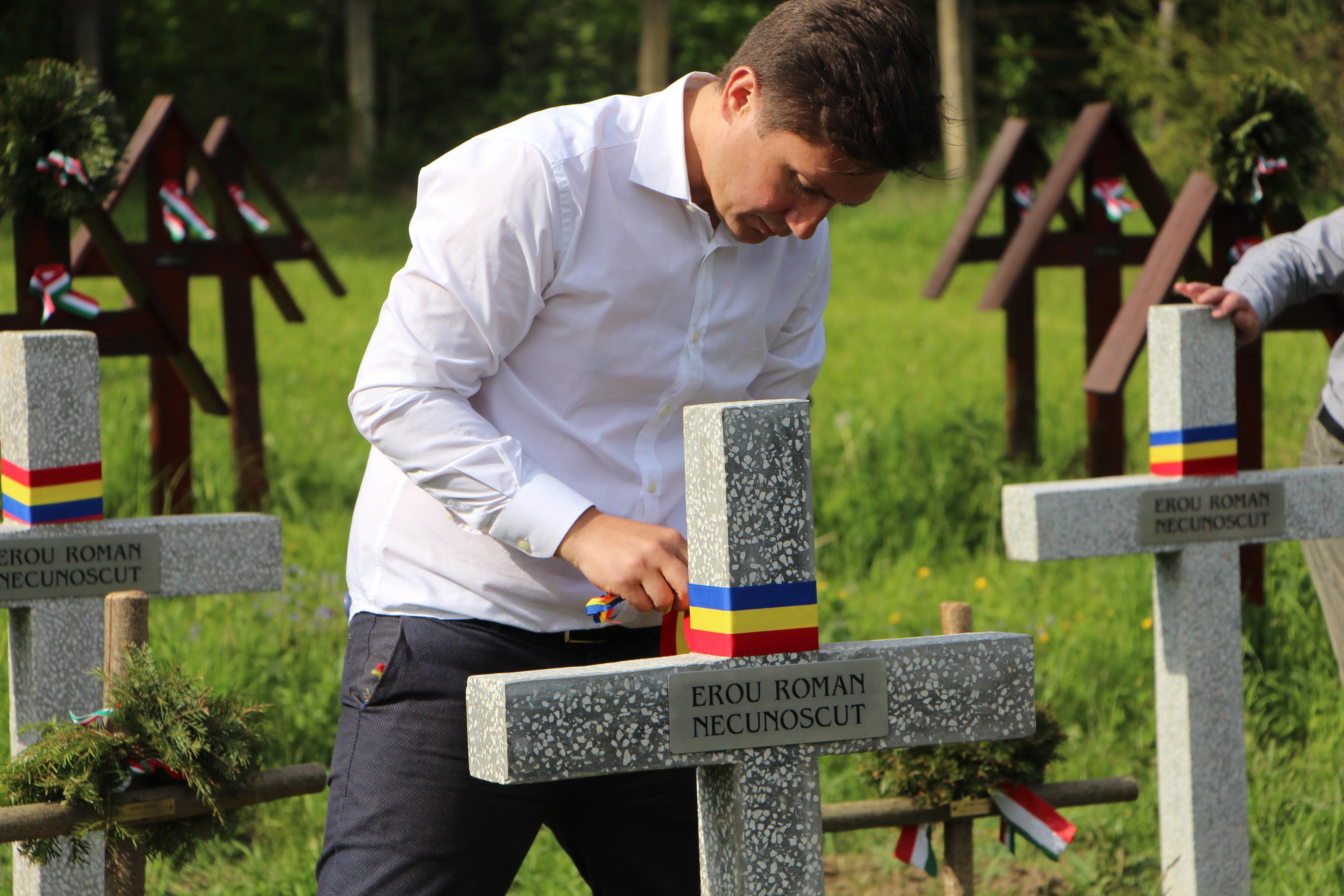 Constantin Codreanu panglica Valea Uzului