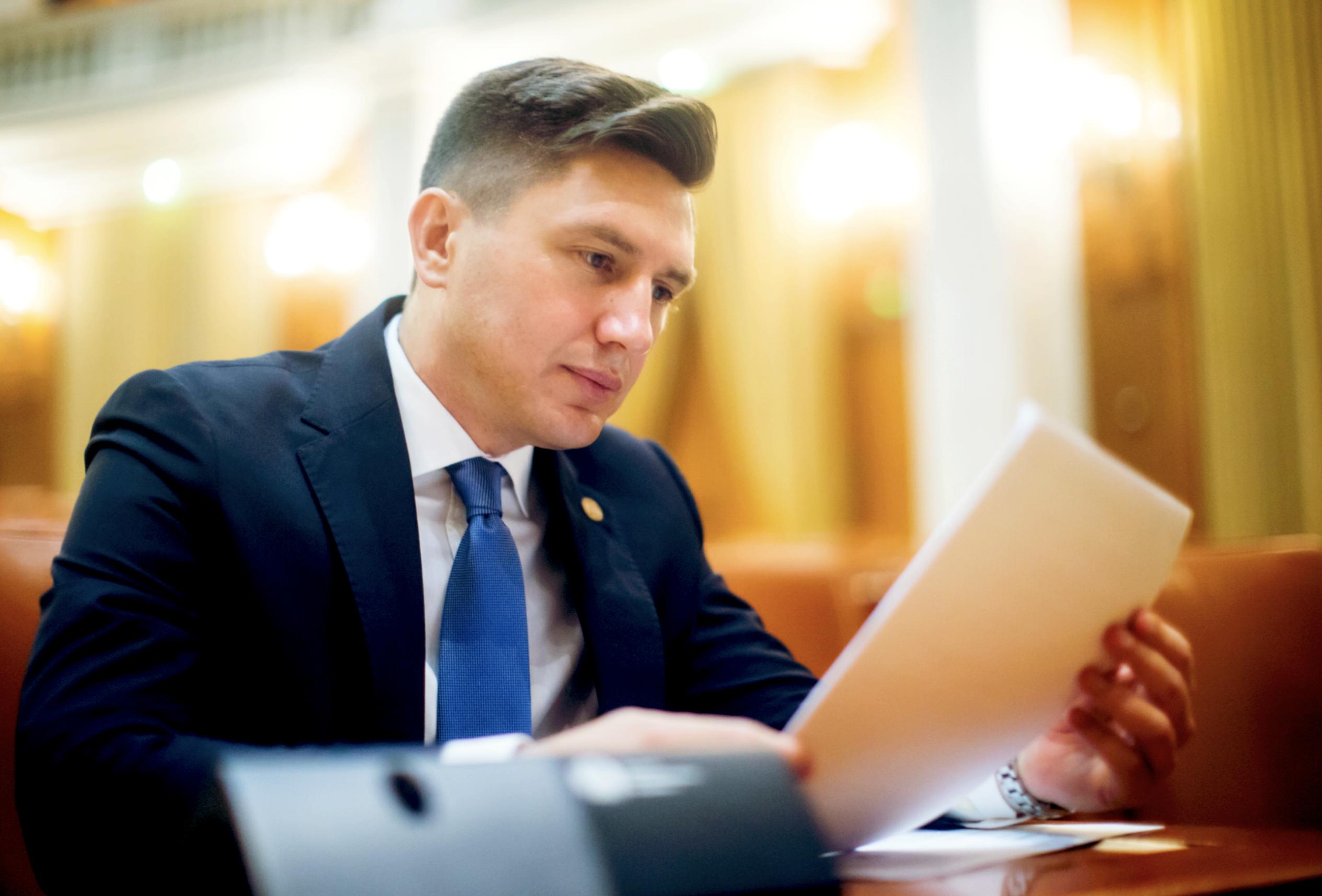 Constantin Codreanu proiect de lege