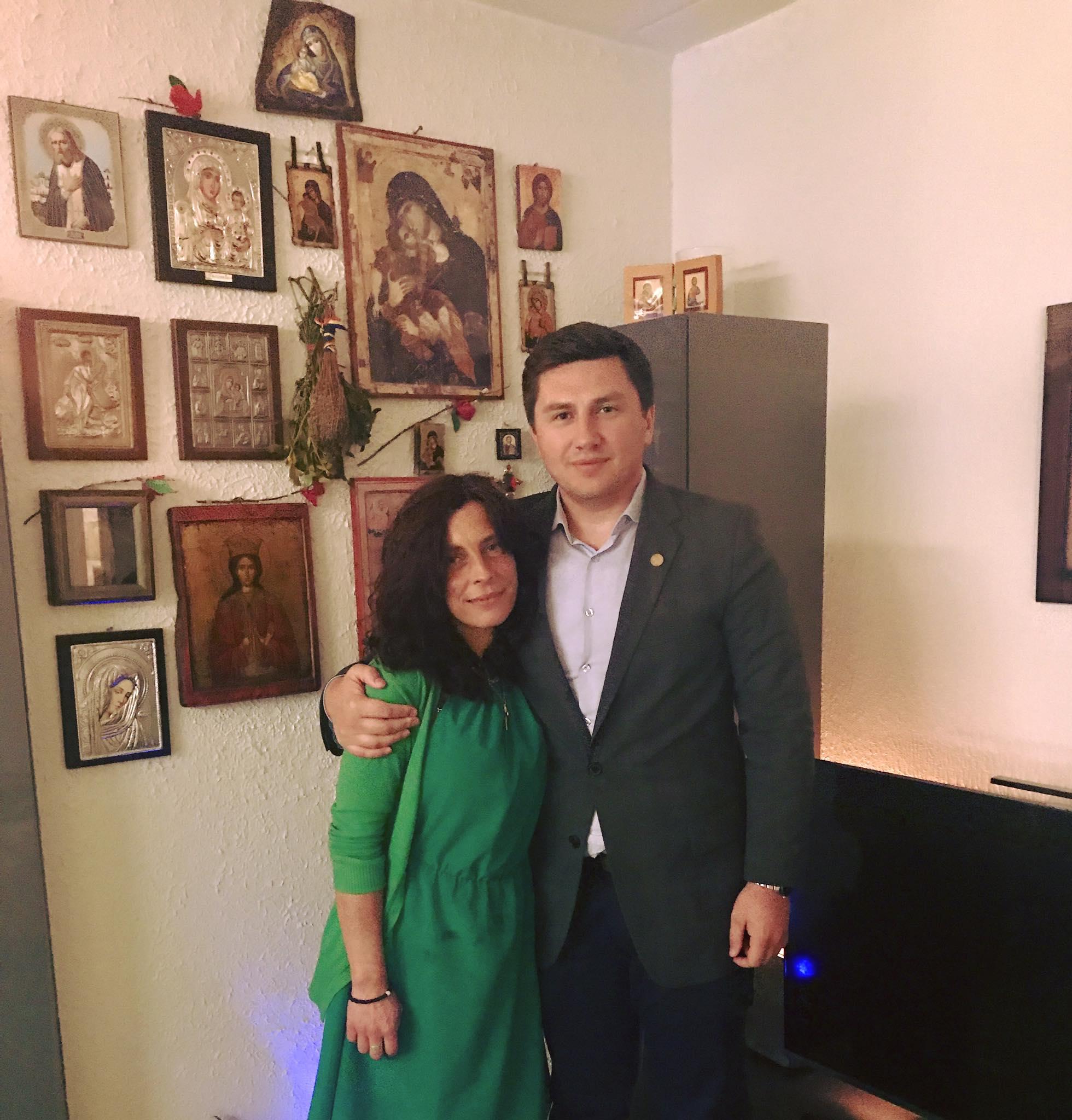Constantin Codreanu Camelia Smicala