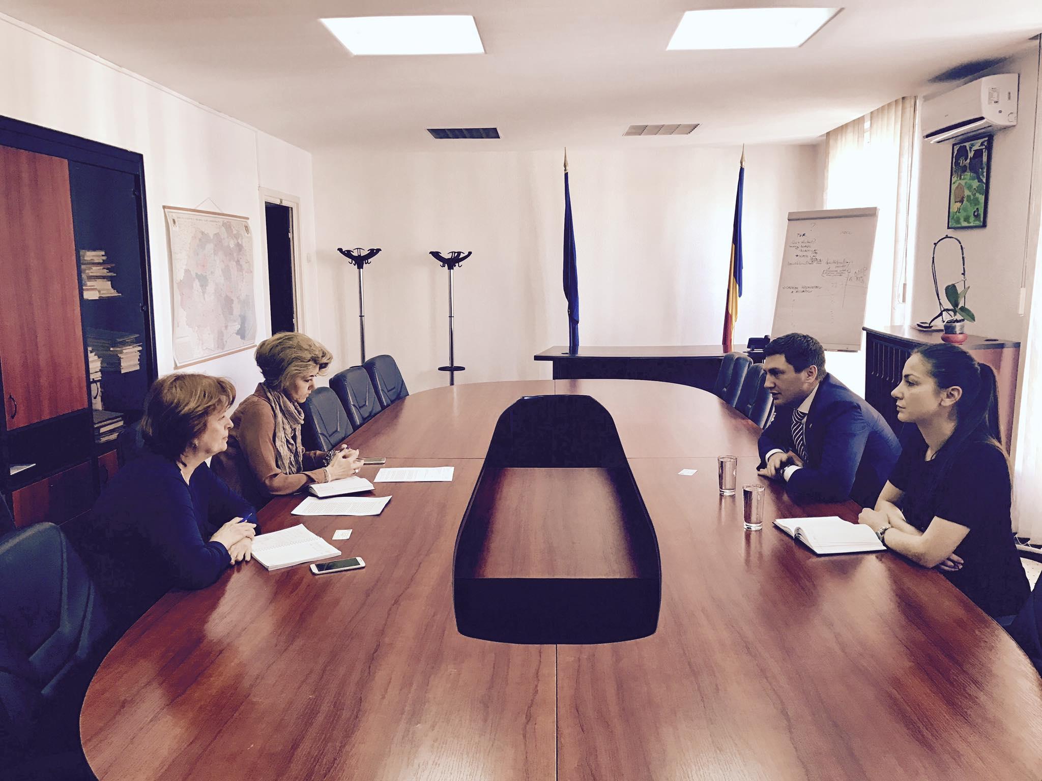 Constantin Codreanu Gabriela Coman Autoritatea Nationala pentru Protectia Drepturilor Copilului si Adoptie