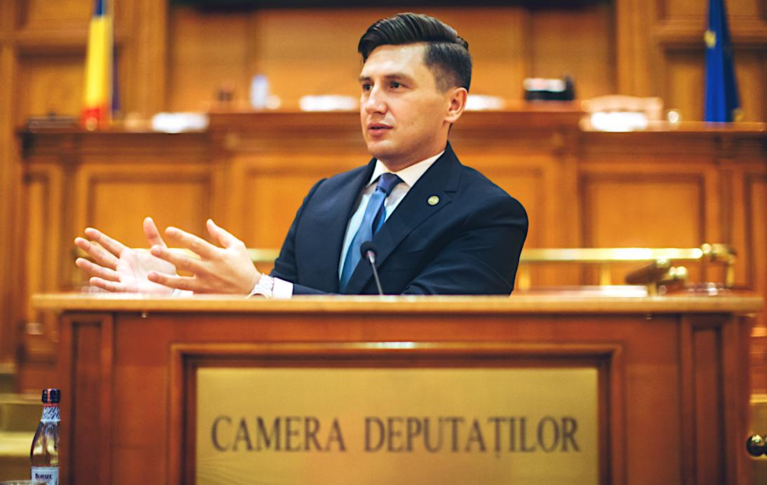 Constantin Codreanu pensii speciale