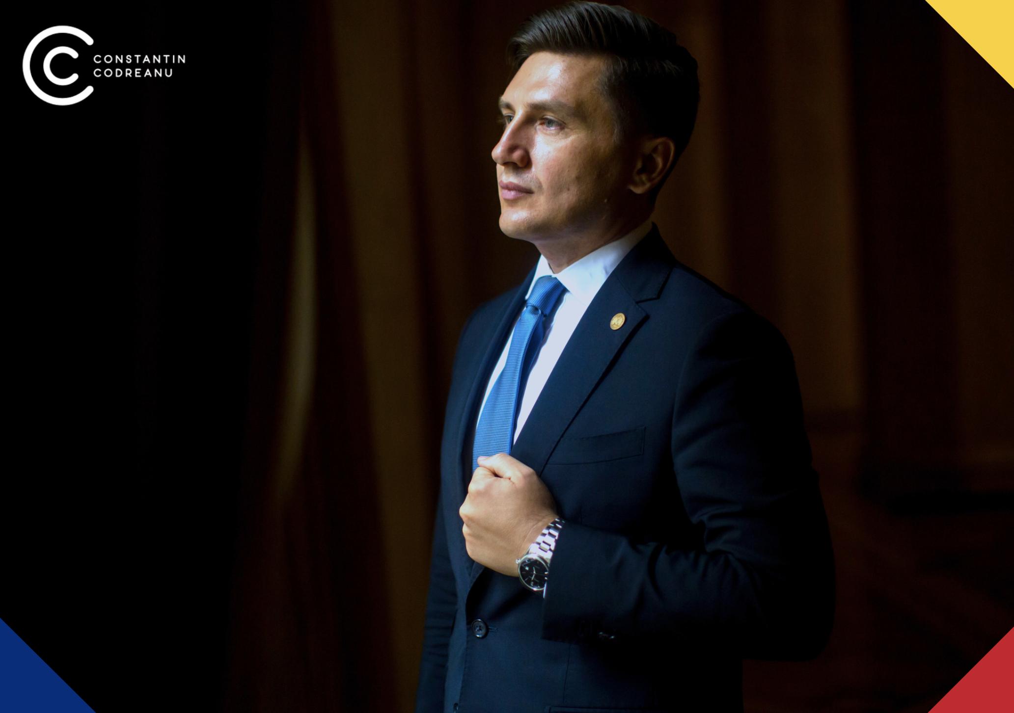 Constantin Codreanu Uniunea Europeana