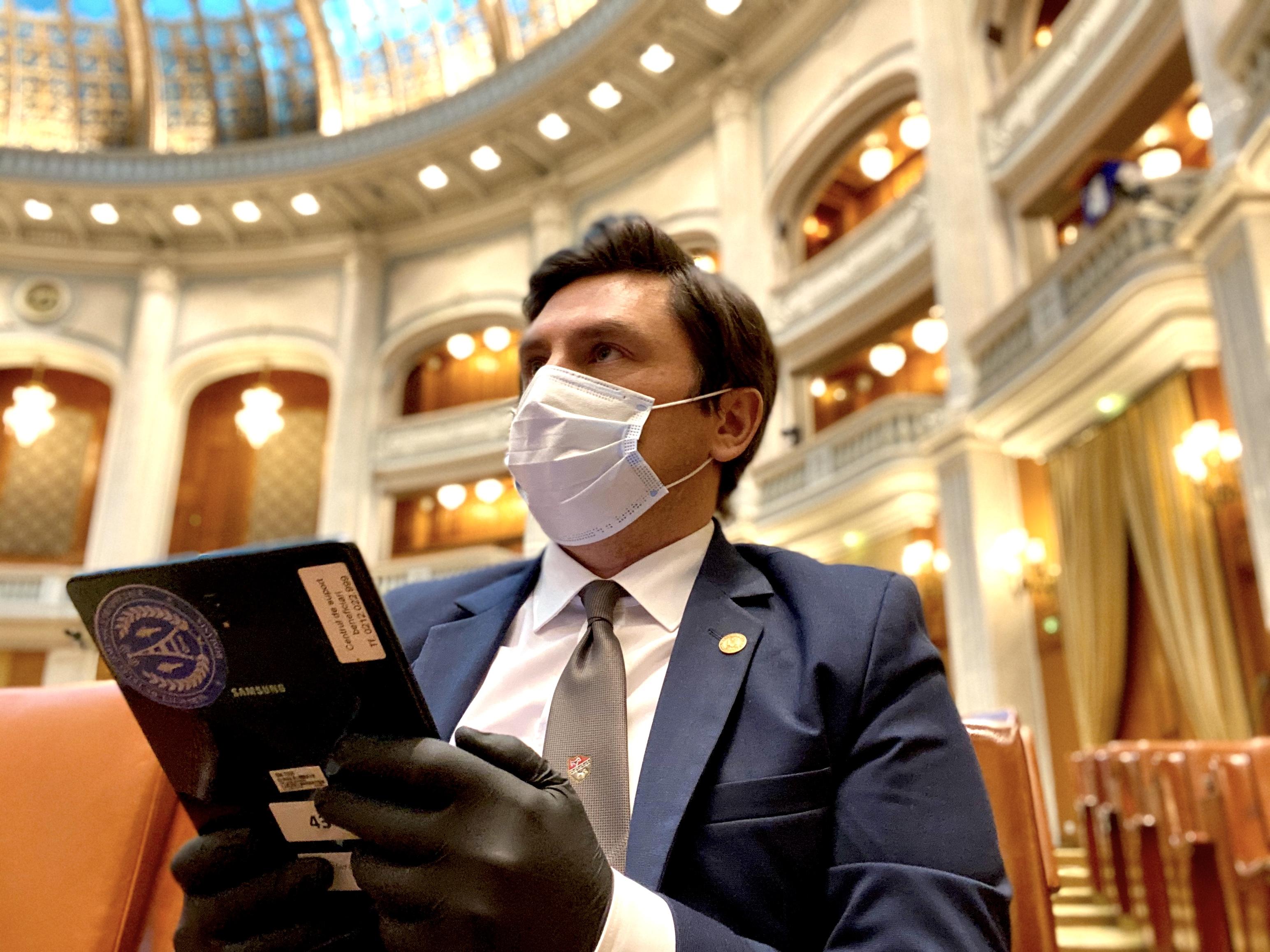 Constantin Codreanu Camera Deputatilor