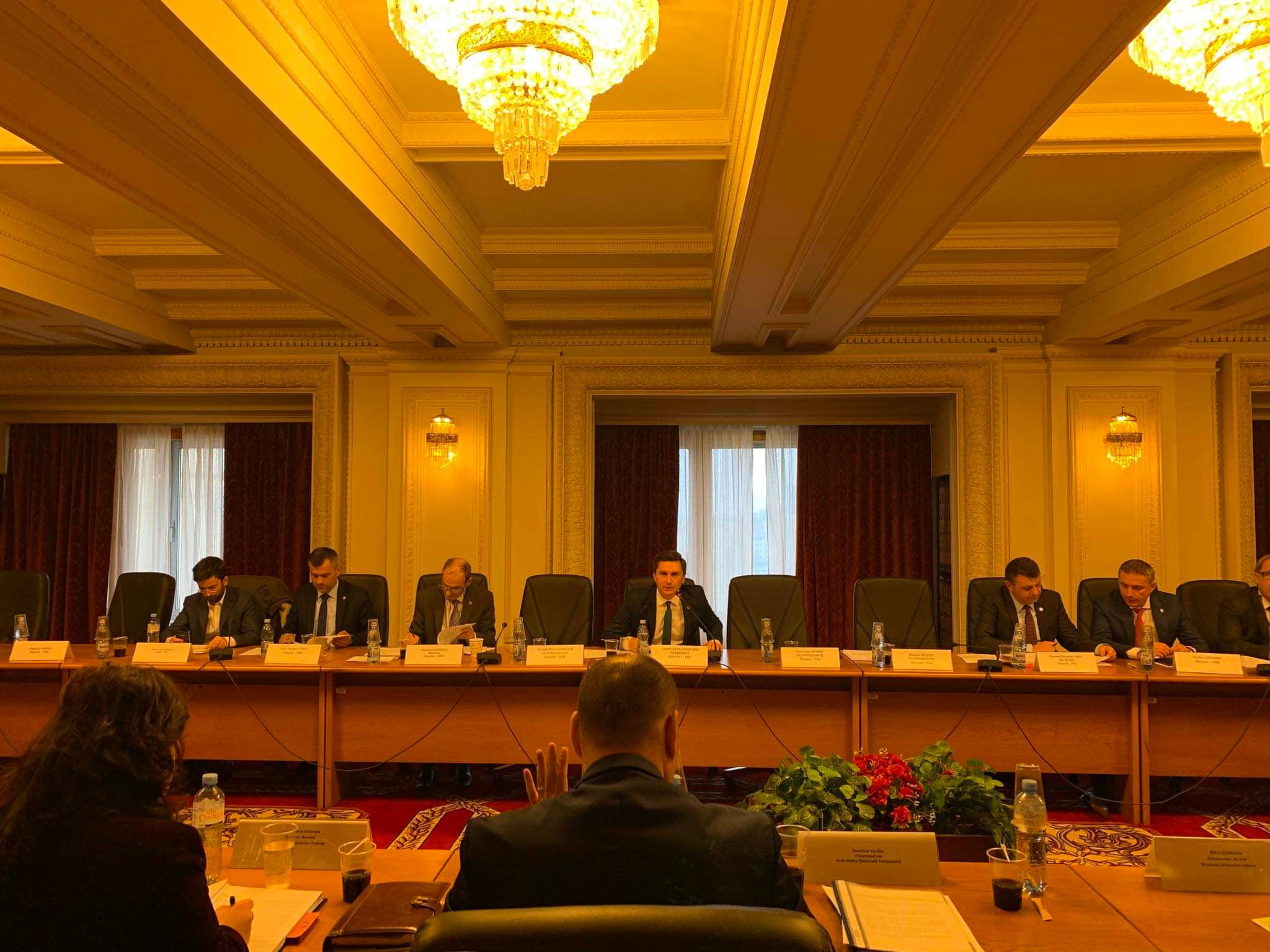 Constantin Codreanu Comisie