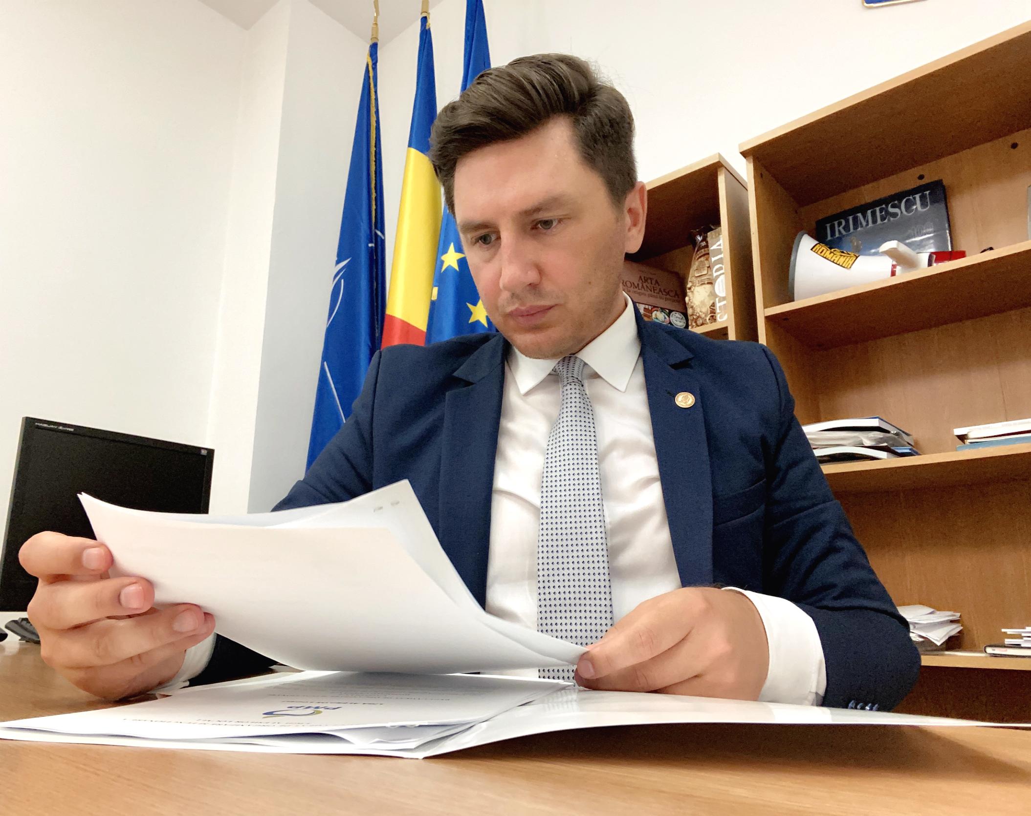 Constantin Codreanu Camera Deputaților