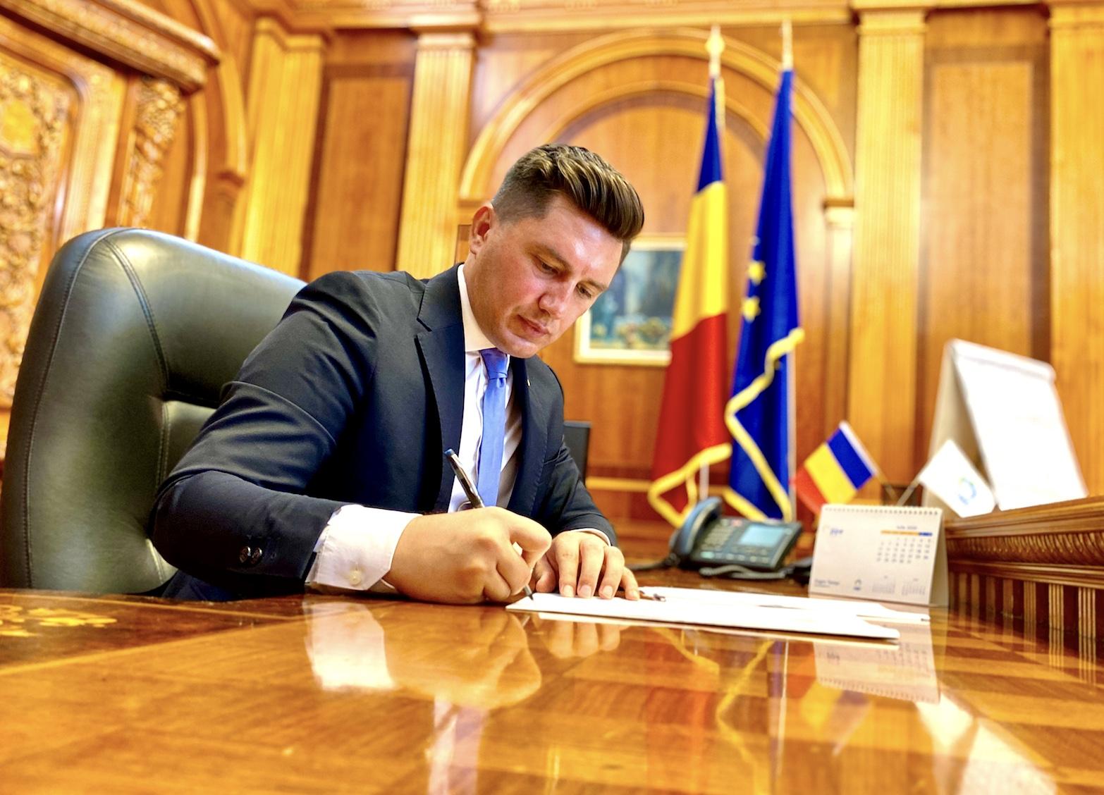 Constantin Codreanu proiect de lege Parlament
