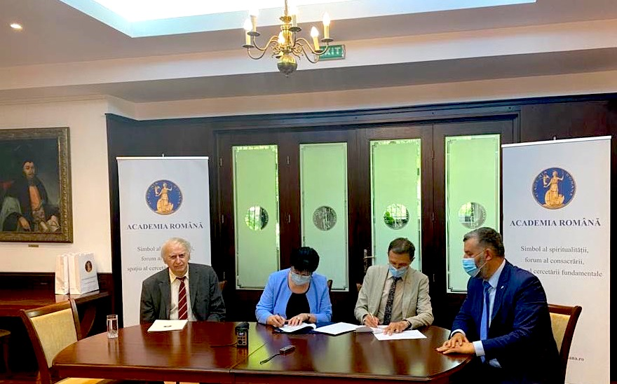 Acord Departamentul pentru Relatia cu Republica Moldova Academia Romana