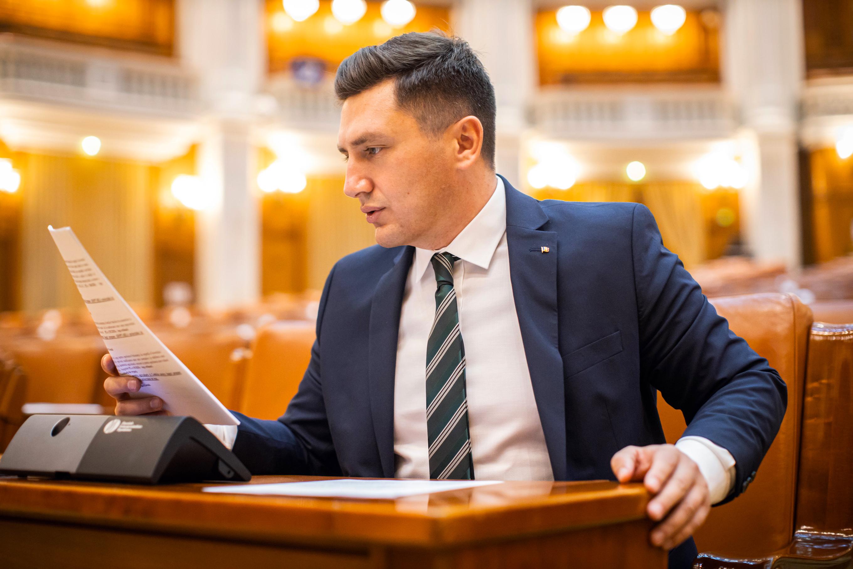 Constantin Codreanu Program de guvernare