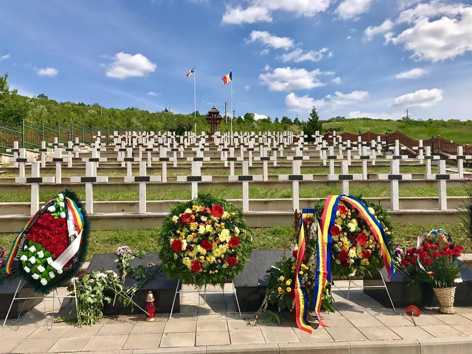 Cimitirul de onoare de la Tiganca