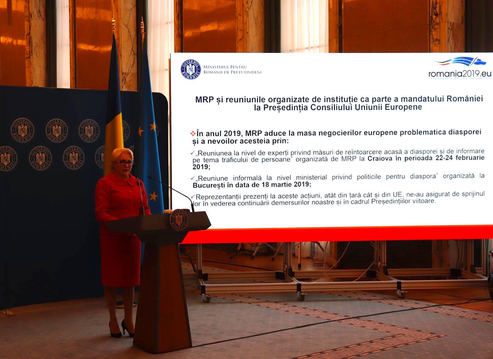 Constantin Codreanu MRP Guvern