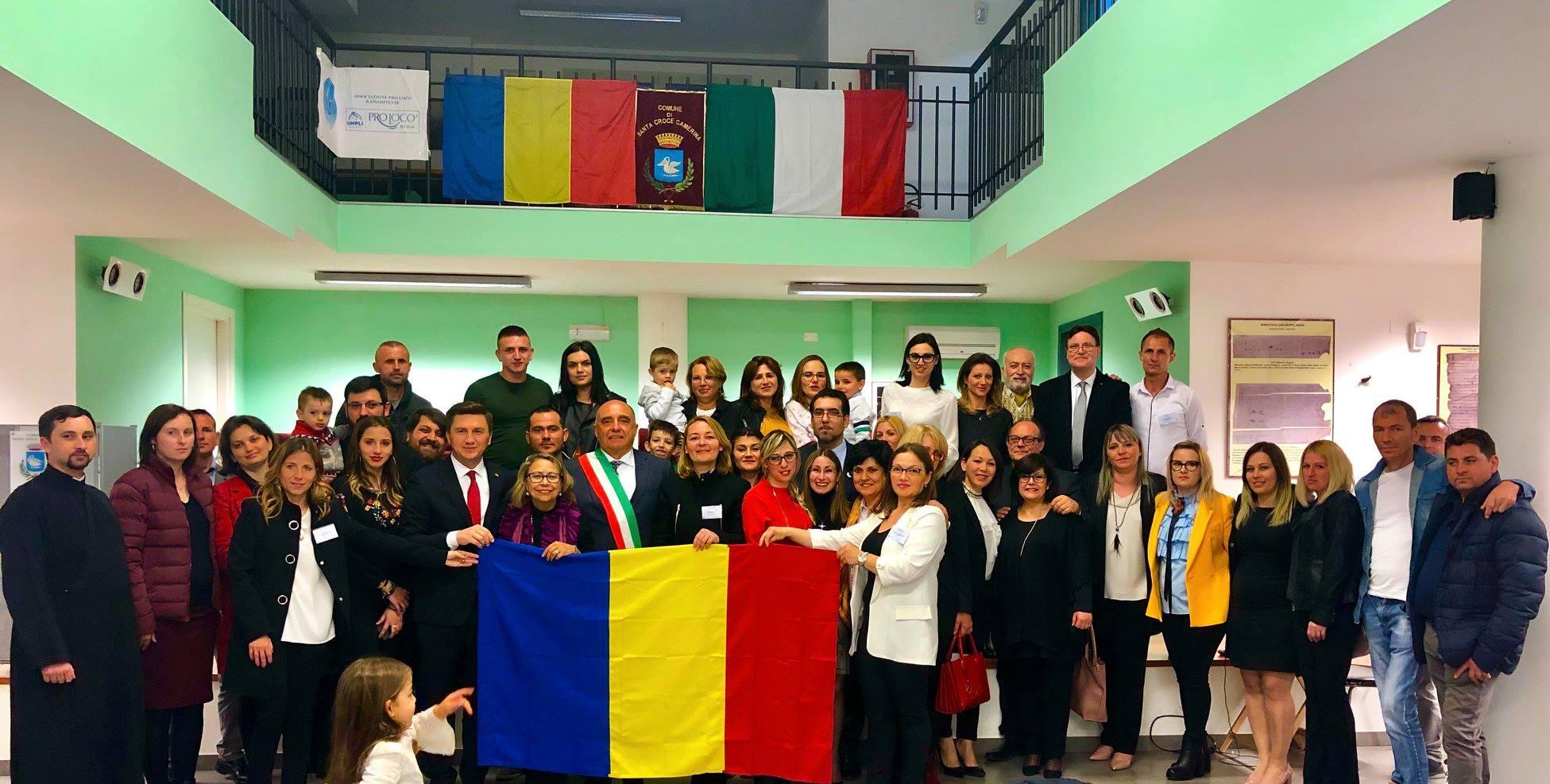 Constantin Codreanu Interpelare Romania Italia