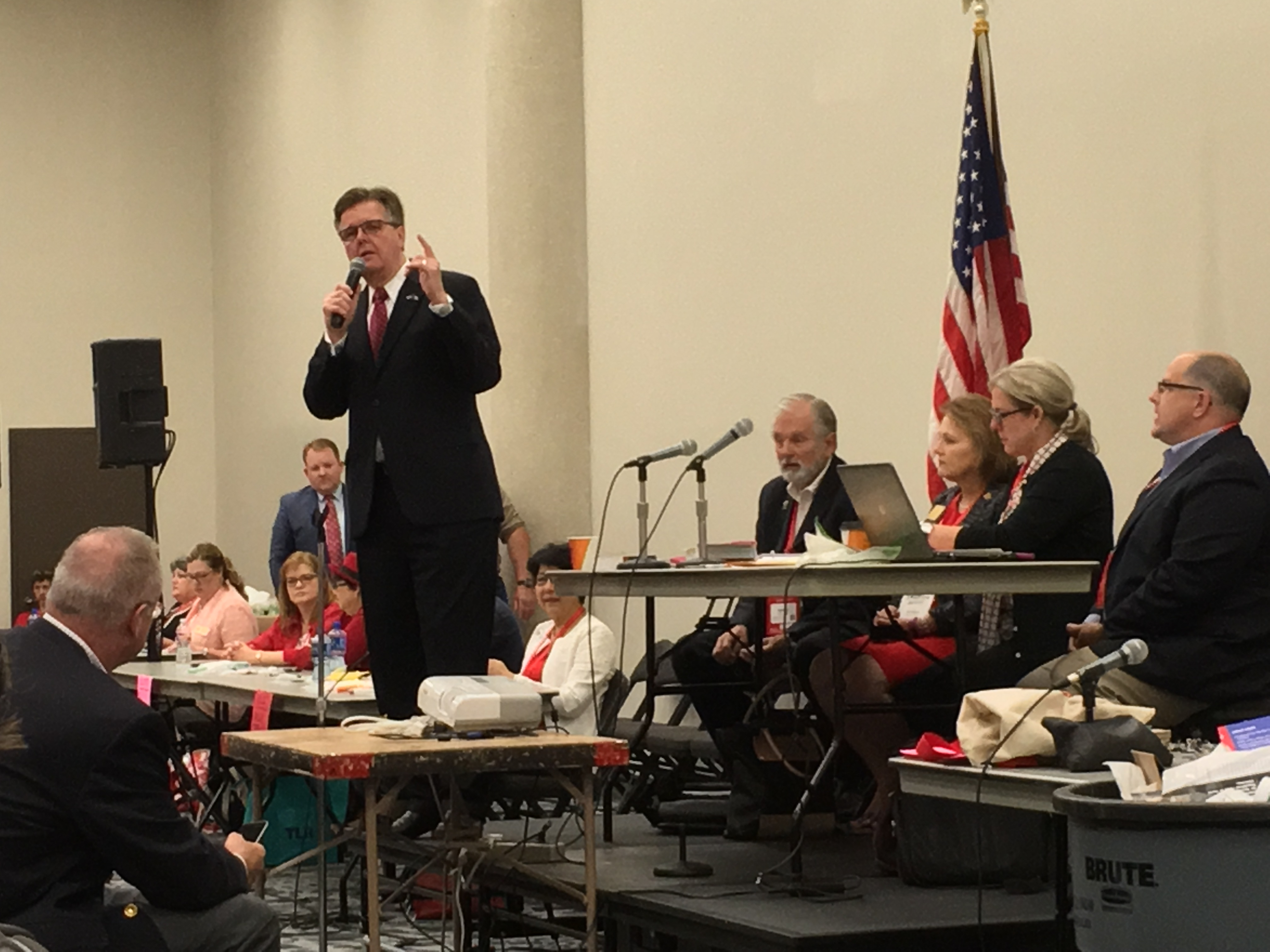 Lt._Gov._Dan_Patrick_Addresses_Senate_District_22_Caucus.JPG