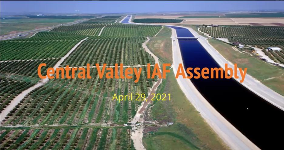 Valley Assembly 29 April 2021