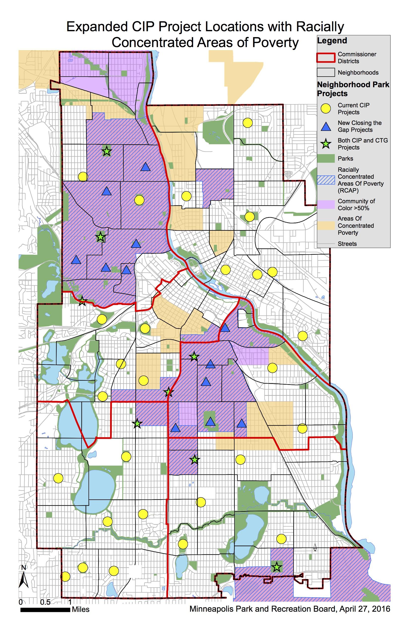 Corcoran Parks Capital Investment Corcoran Neighborhood Organization