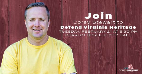 Defend Virginia Heritage