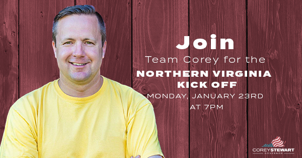 Northern Virginia Campaign Kick Off