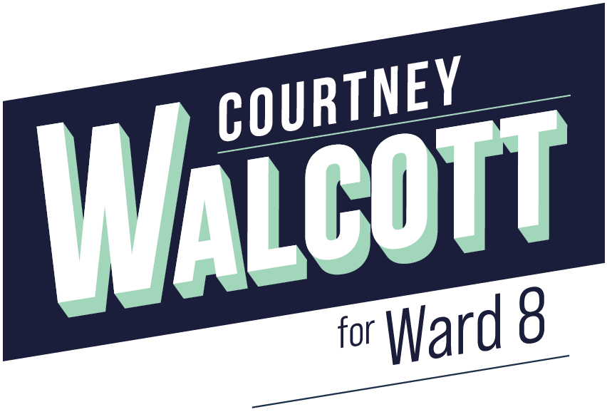 Courtney Walcott for Ward 8 City Councillor