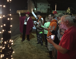 Constitution Party & Canton TEA Party Carolers