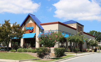 IHOP in Canton, Georgia